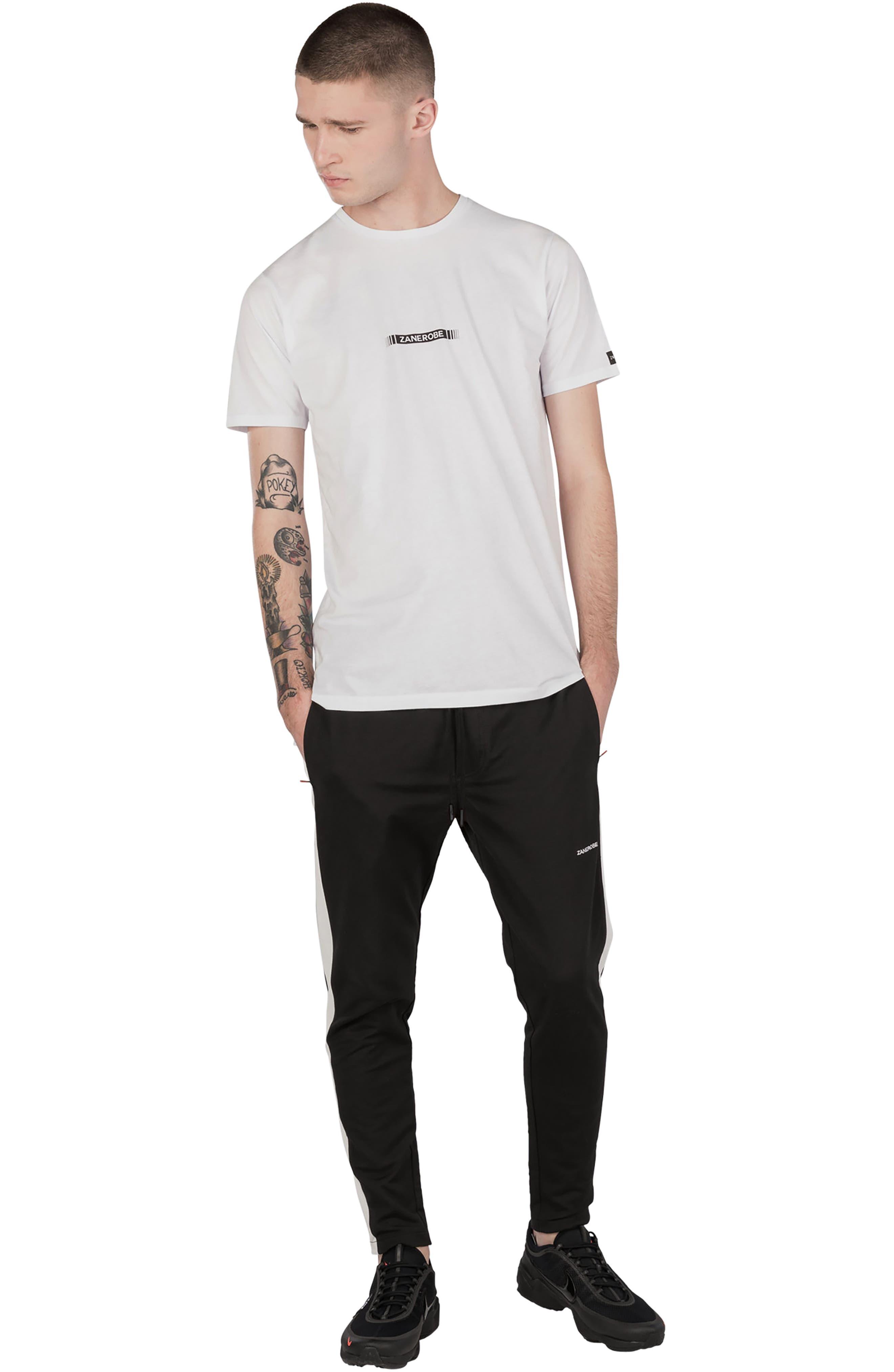 Alternate Image 4  - ZANEROBE Jumpshot Slim Track Pants