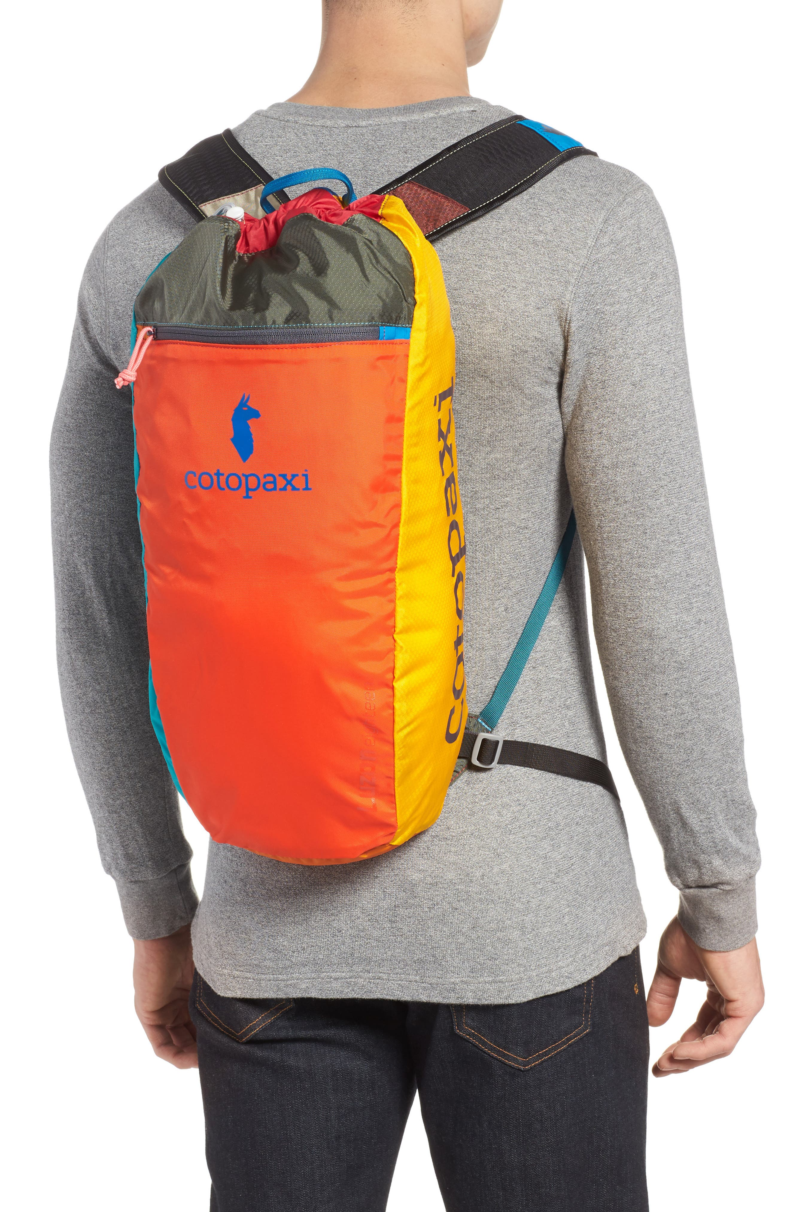 Alternate Image 2  - Cotopaxi Luzon Del Día One of a Kind Ripstop Nylon Daypack (18L)
