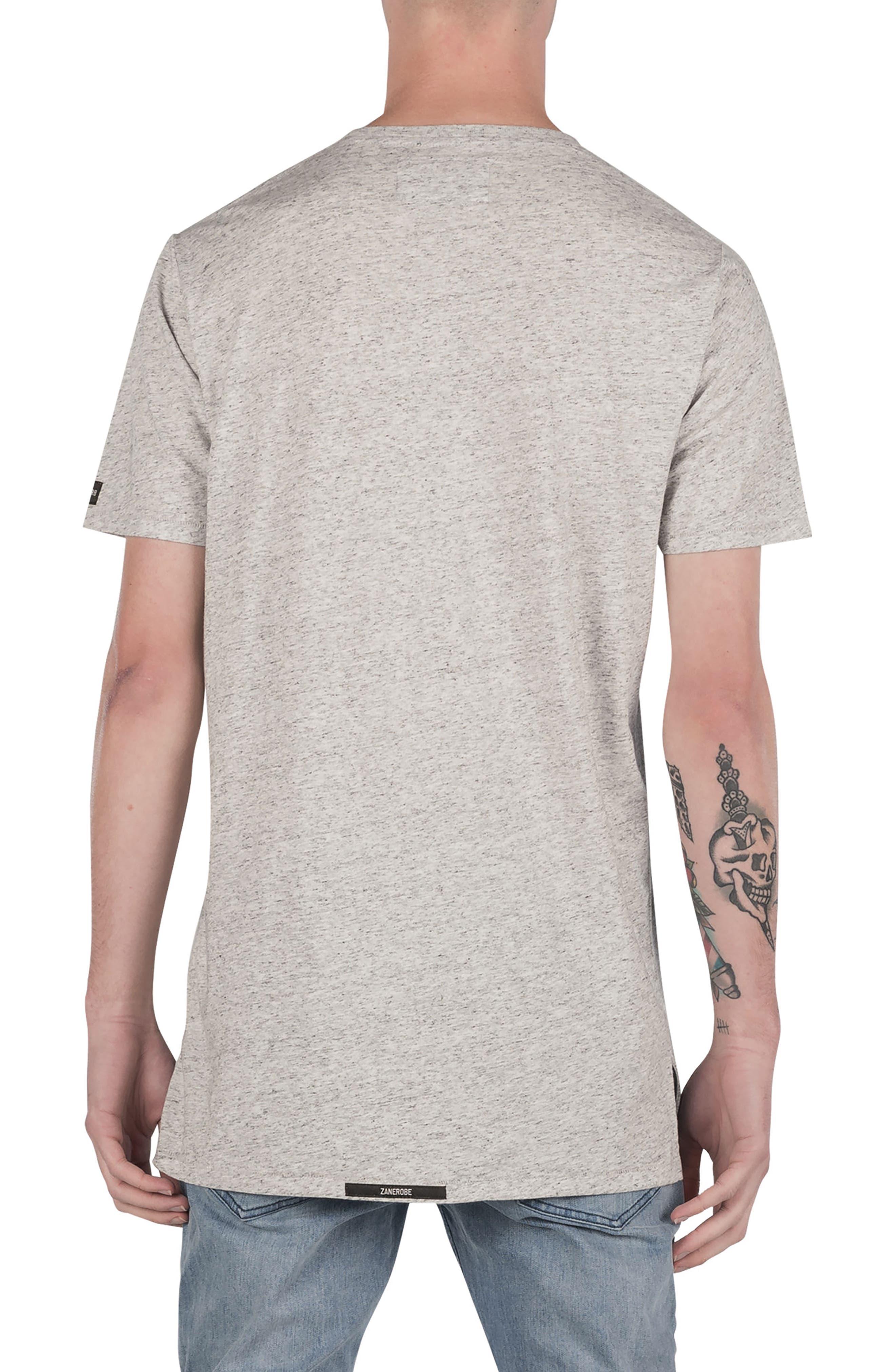 Flintlock T-Shirt,                             Alternate thumbnail 2, color,                             Storm Marl