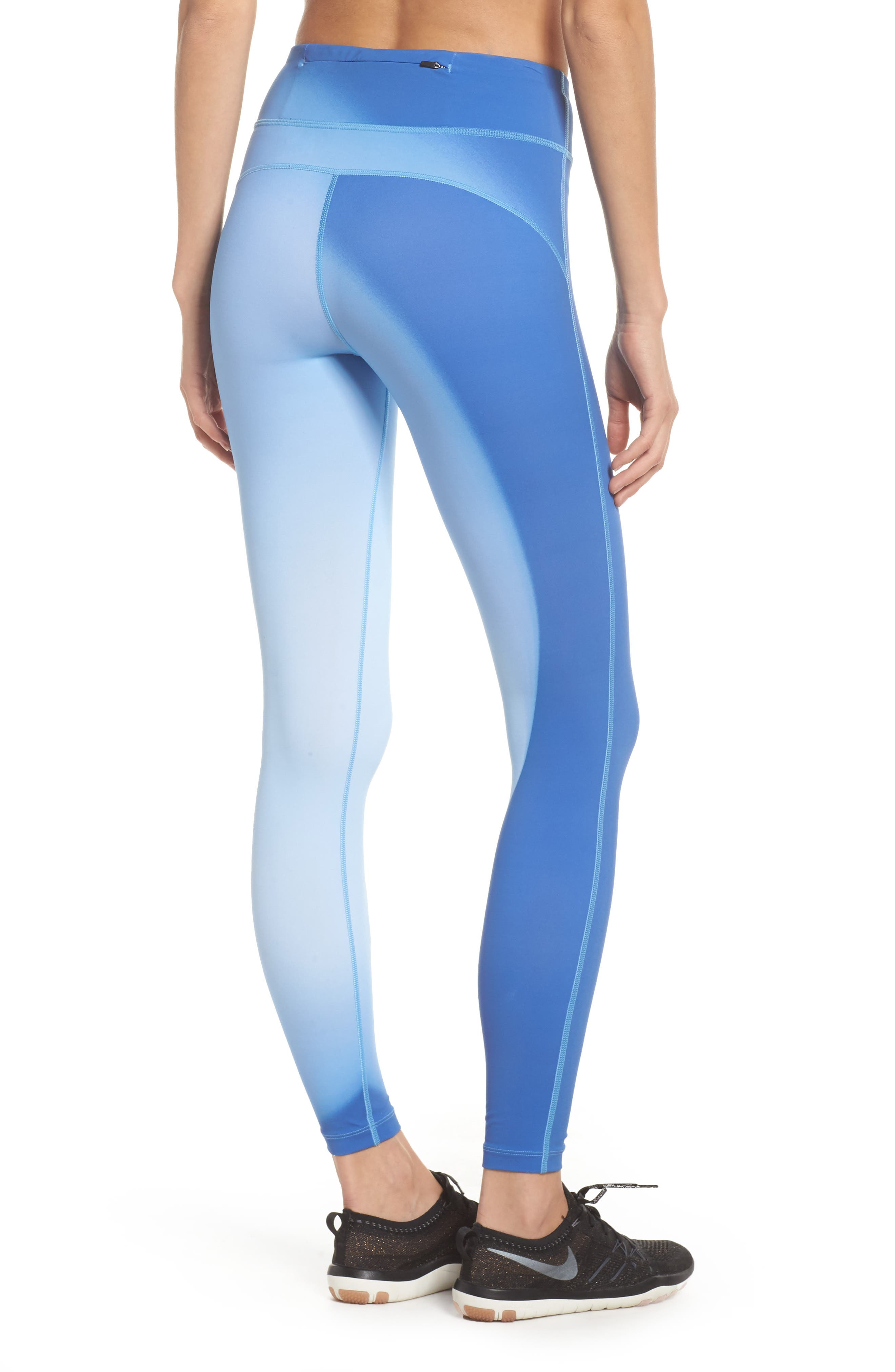 Power Epic Lux 2.0 Running Tights,                             Alternate thumbnail 2, color,                             Star Blue
