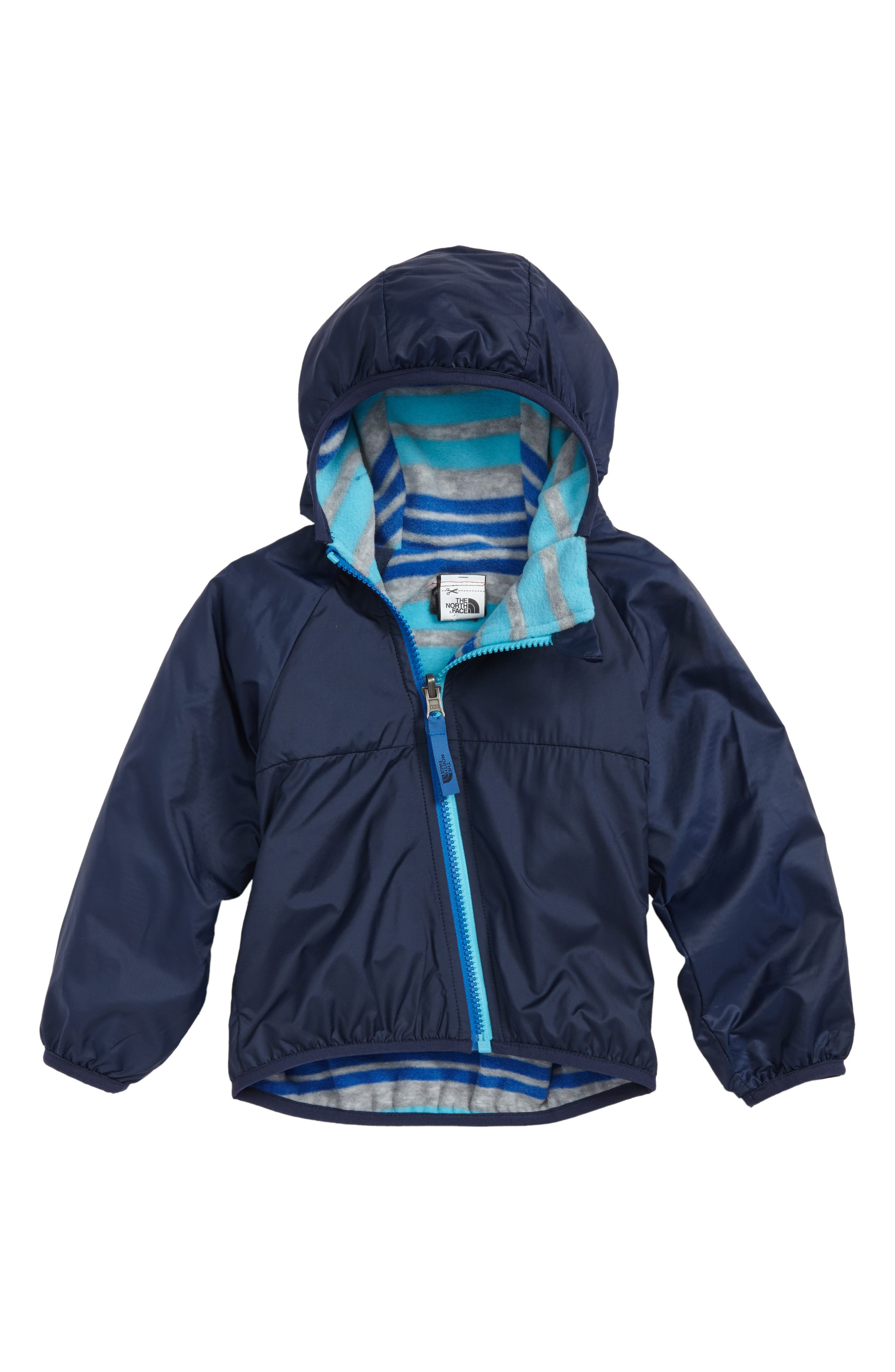 The North Face Breezeway Reversible Water Repellent Windbreaker Jacket (Baby Boys)