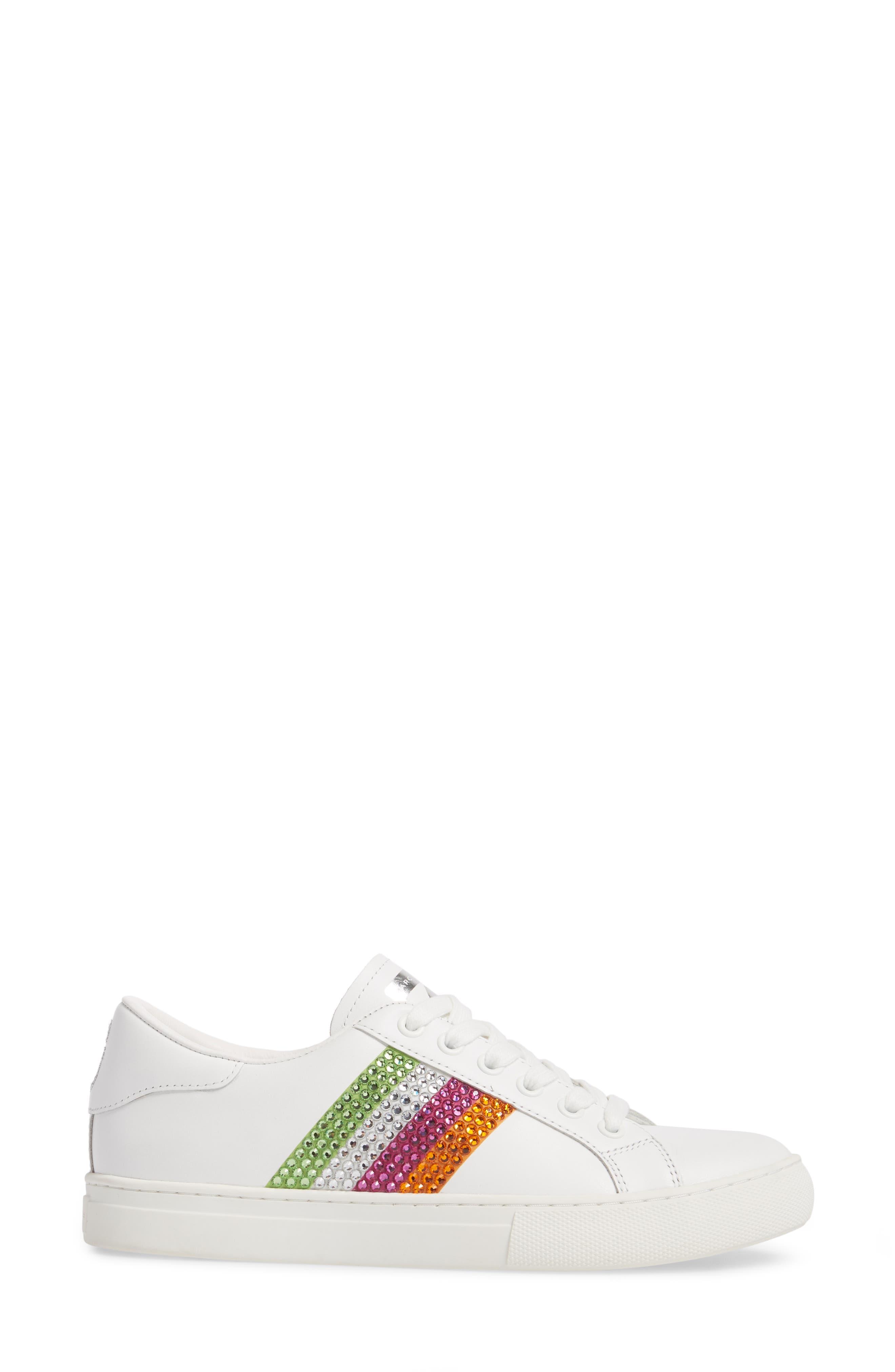 Alternate Image 3  - MARC JACOBS Empire Crystal Embellished Sneaker (Women)