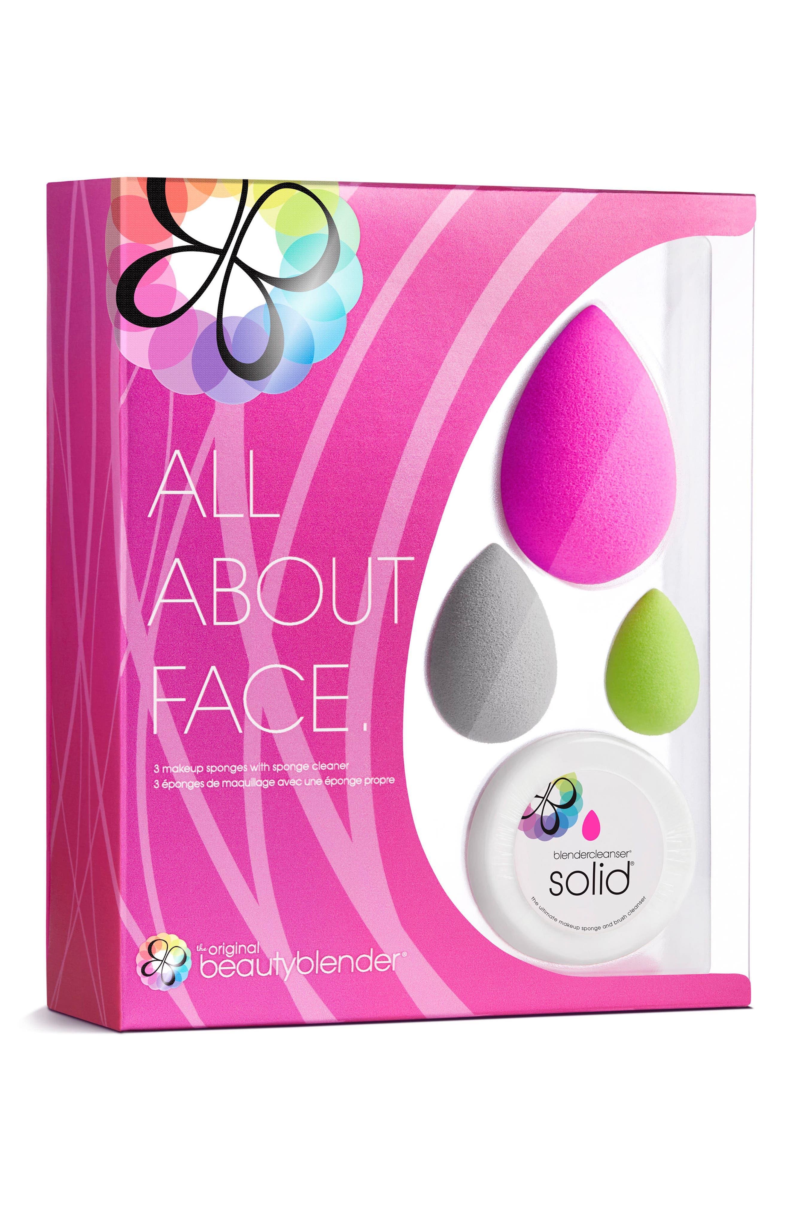 All.About.Face Set,                             Main thumbnail 1, color,                             No Color