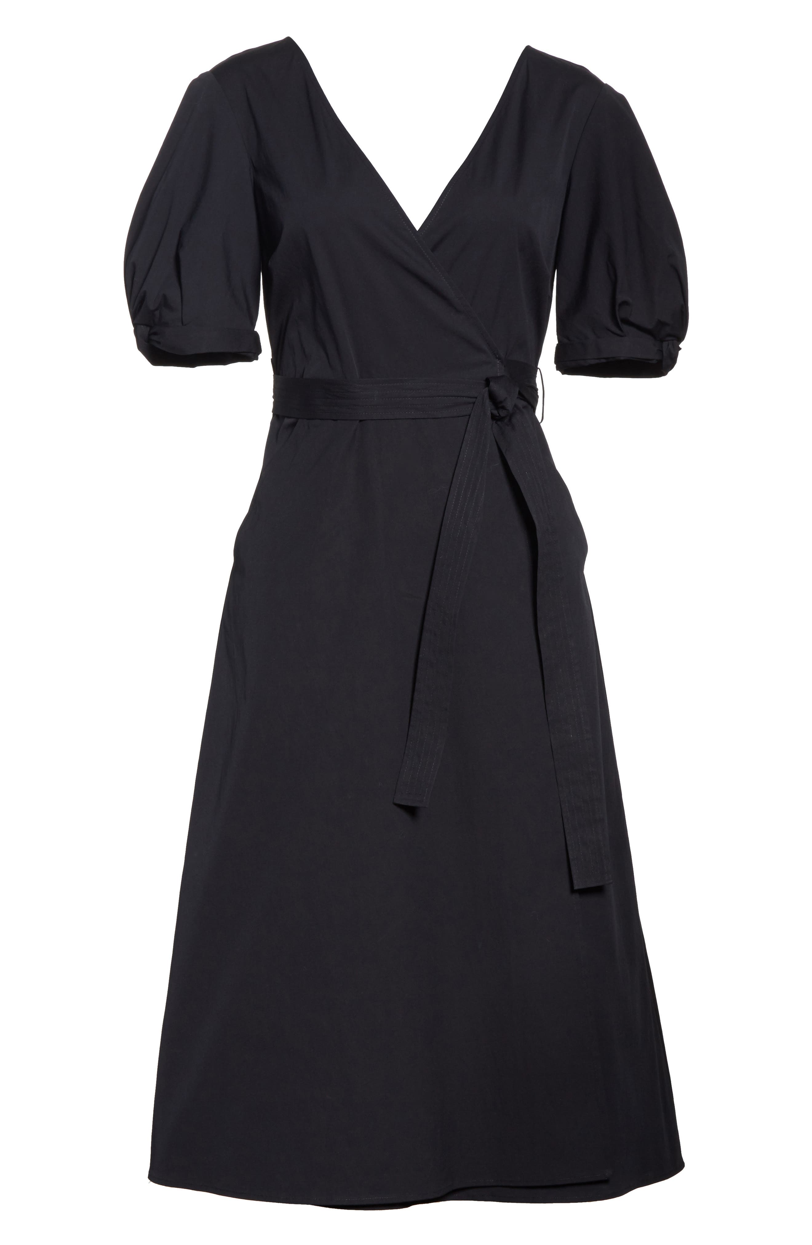 Alternate Image 6  - A.L.C. Meghan Wrap Dress