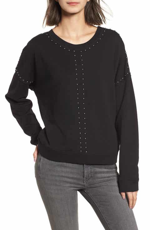 Rails Wilson Studded Sweatshirt