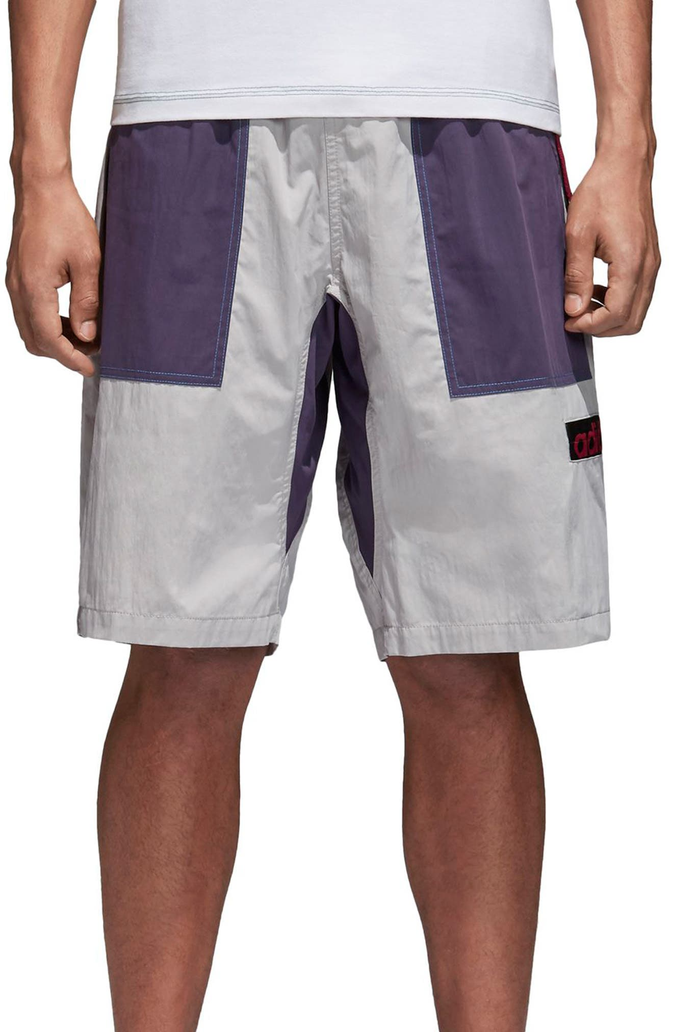 Atric Shorts,                         Main,                         color, Grey Two