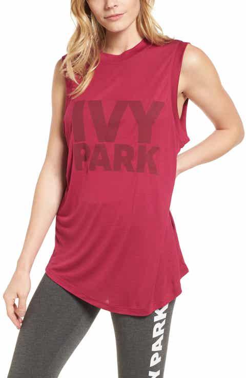 IVY PARK® Tonal Logo Tank