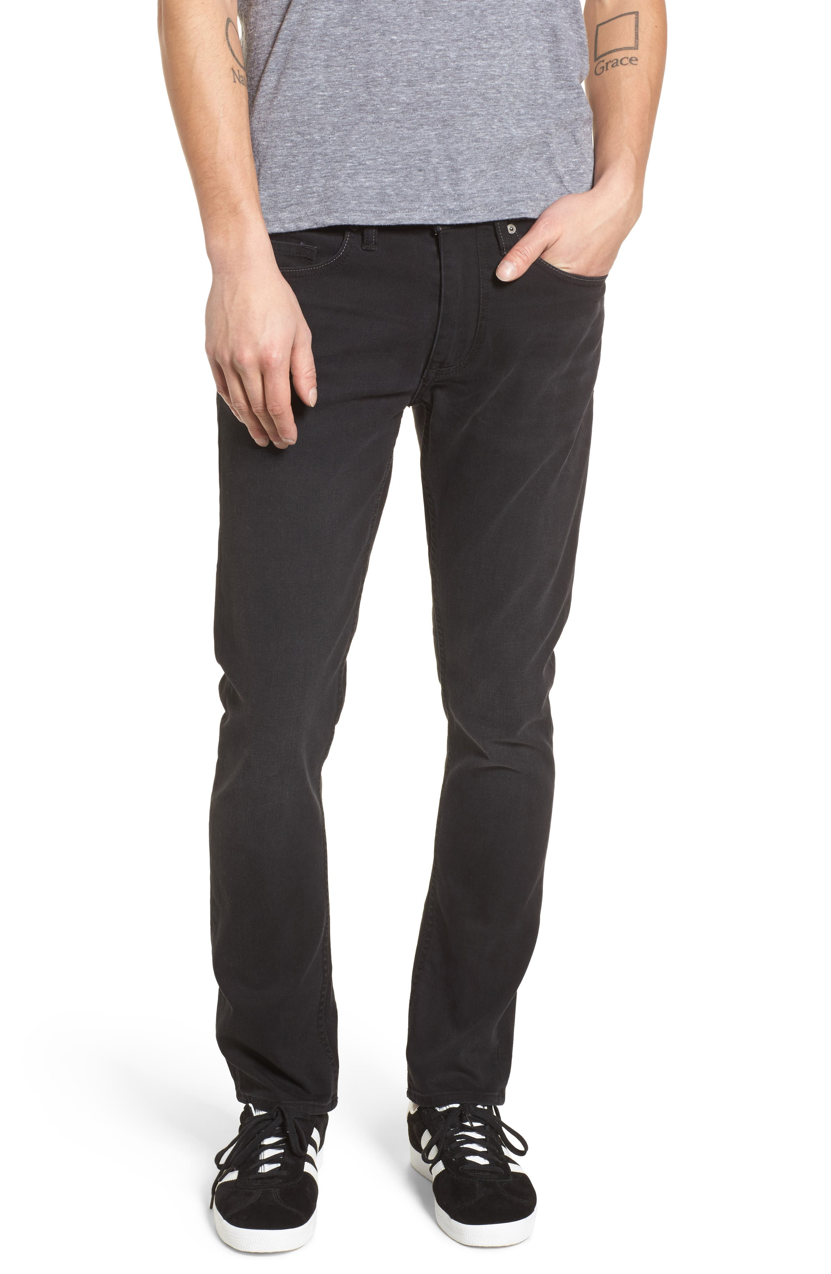 BLANKNYC Wooster Slim Fit Jeans (Stick 'n' Poke)