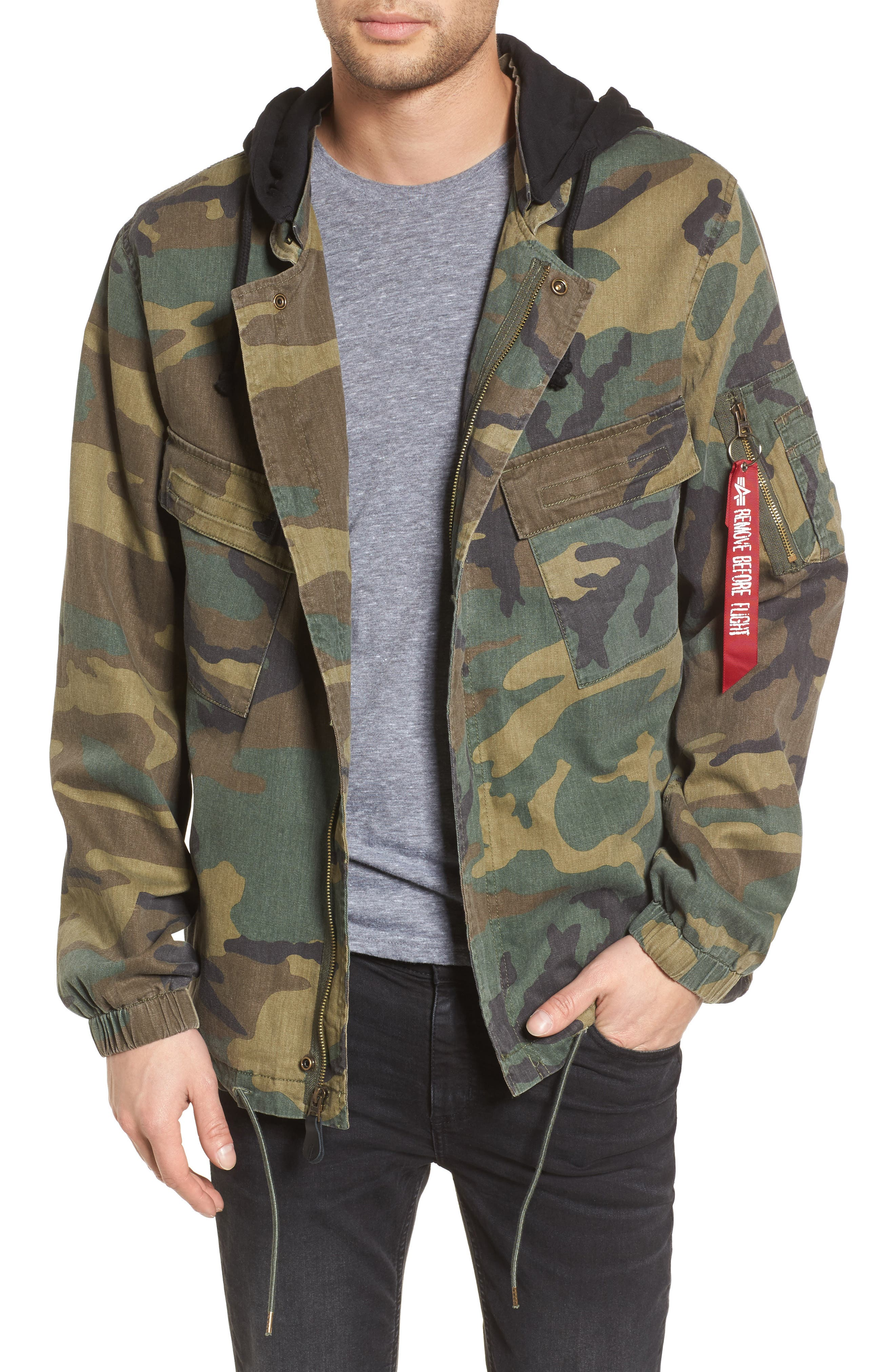 Alpha Industries Fortitude Americana Field Jacket