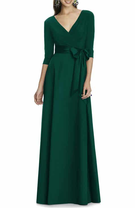 Womens Green Formal Dresses Nordstrom
