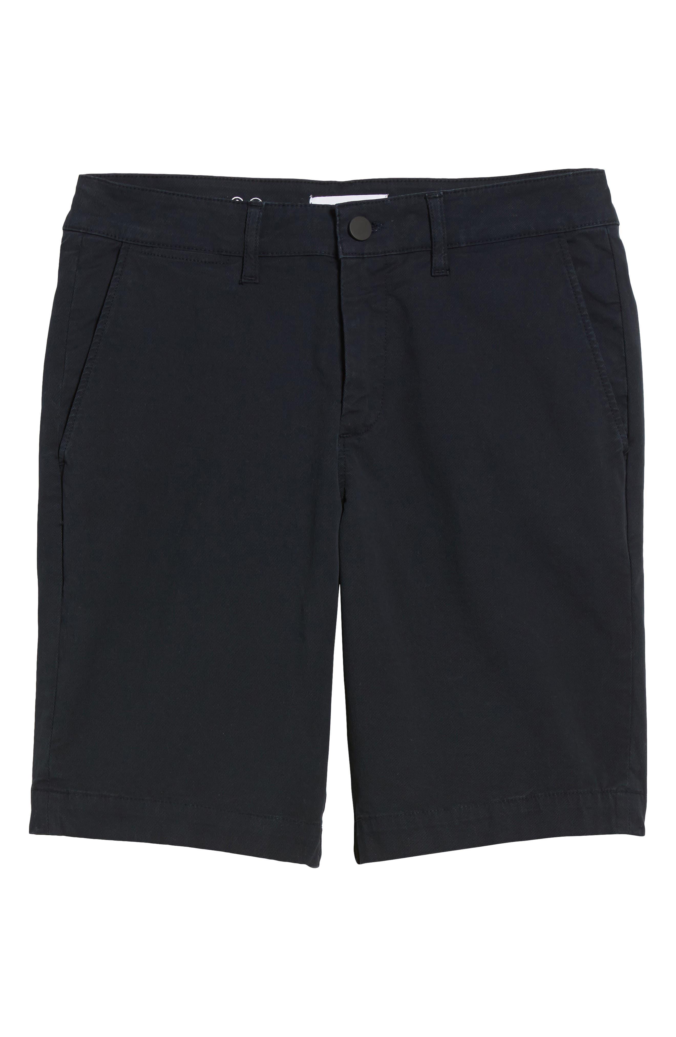 Jake Slim Fit Chino Shorts,                             Alternate thumbnail 6, color,                             Shroud
