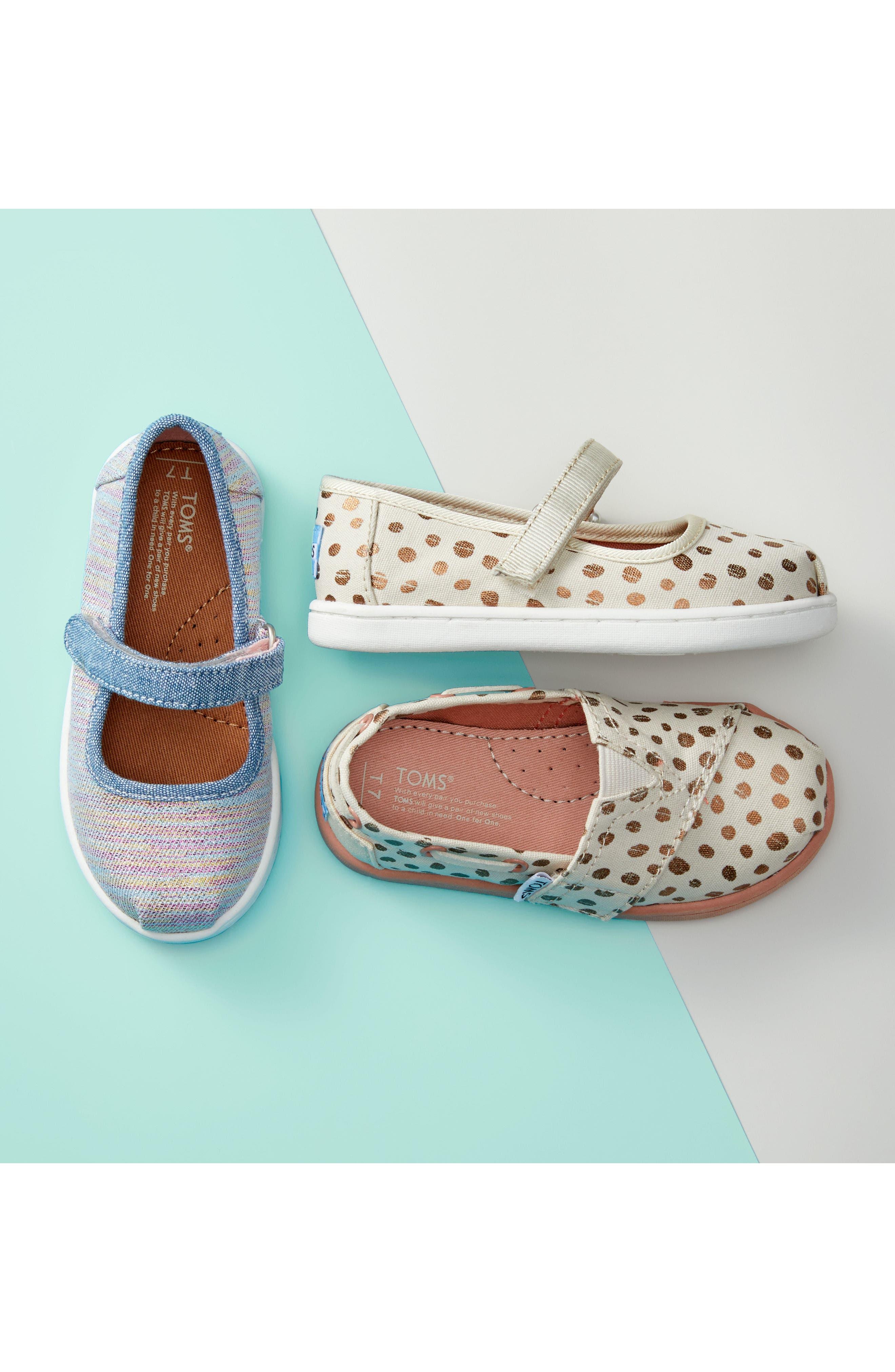 Mary Jane Sneaker,                             Alternate thumbnail 7, color,