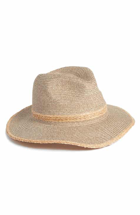 Halogen® Packable Panama Hat 8d8e94998e5e