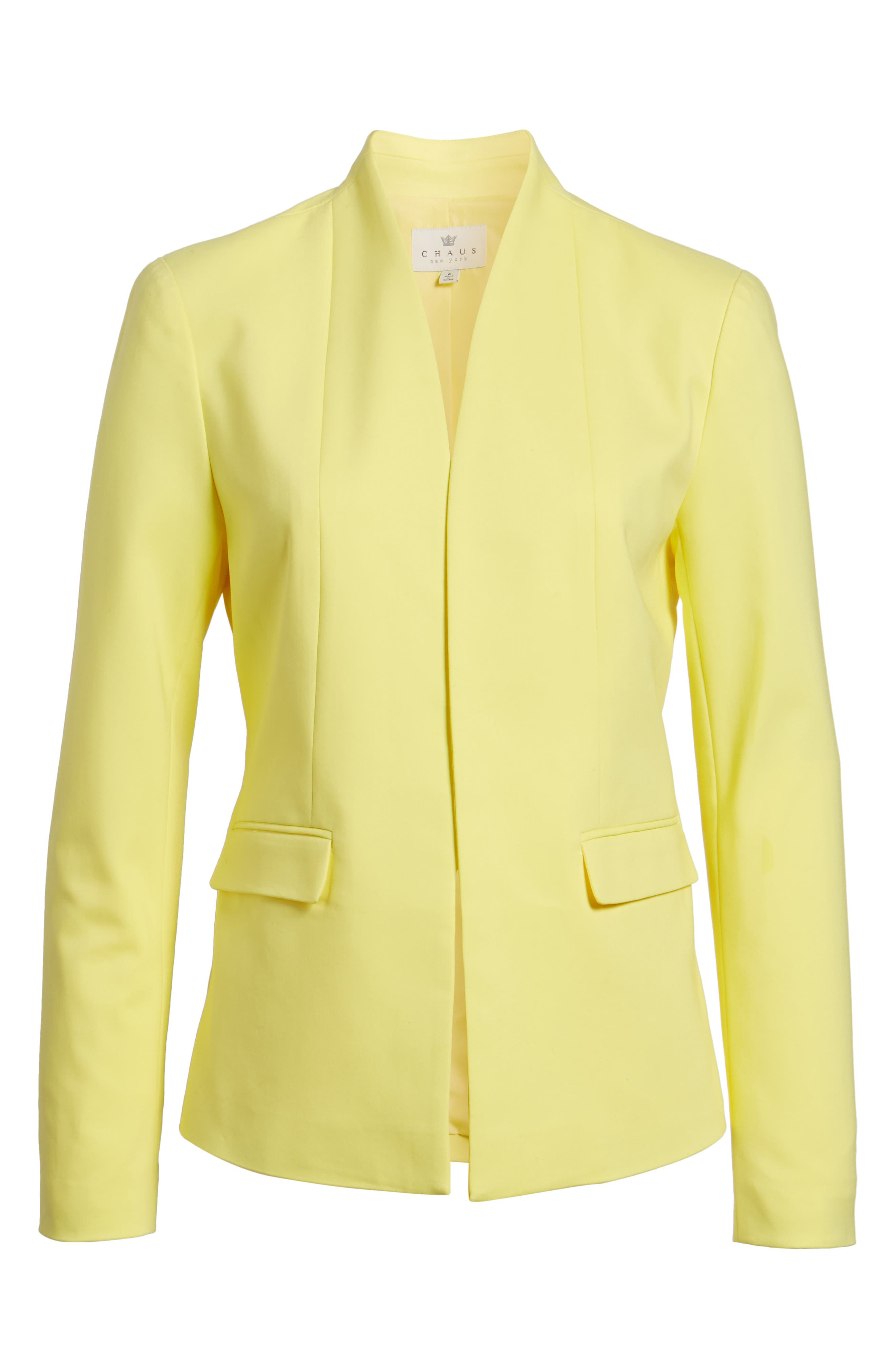 Alternate Image 6  - Chaus Stand Collar Jacket
