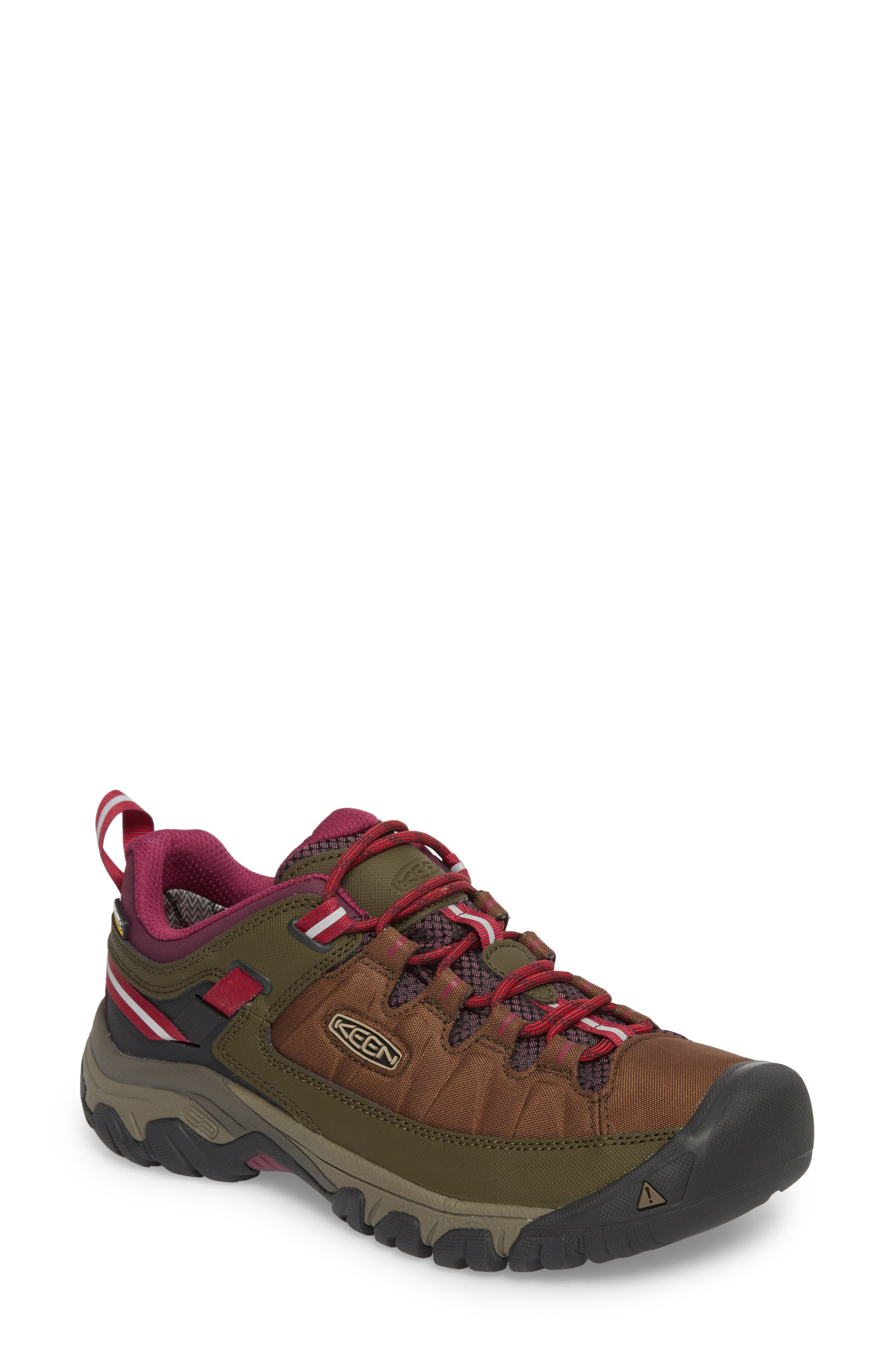 Alternate Image 1 Selected - Keen Targhee EXP Waterproof Hiking Shoe (Women)