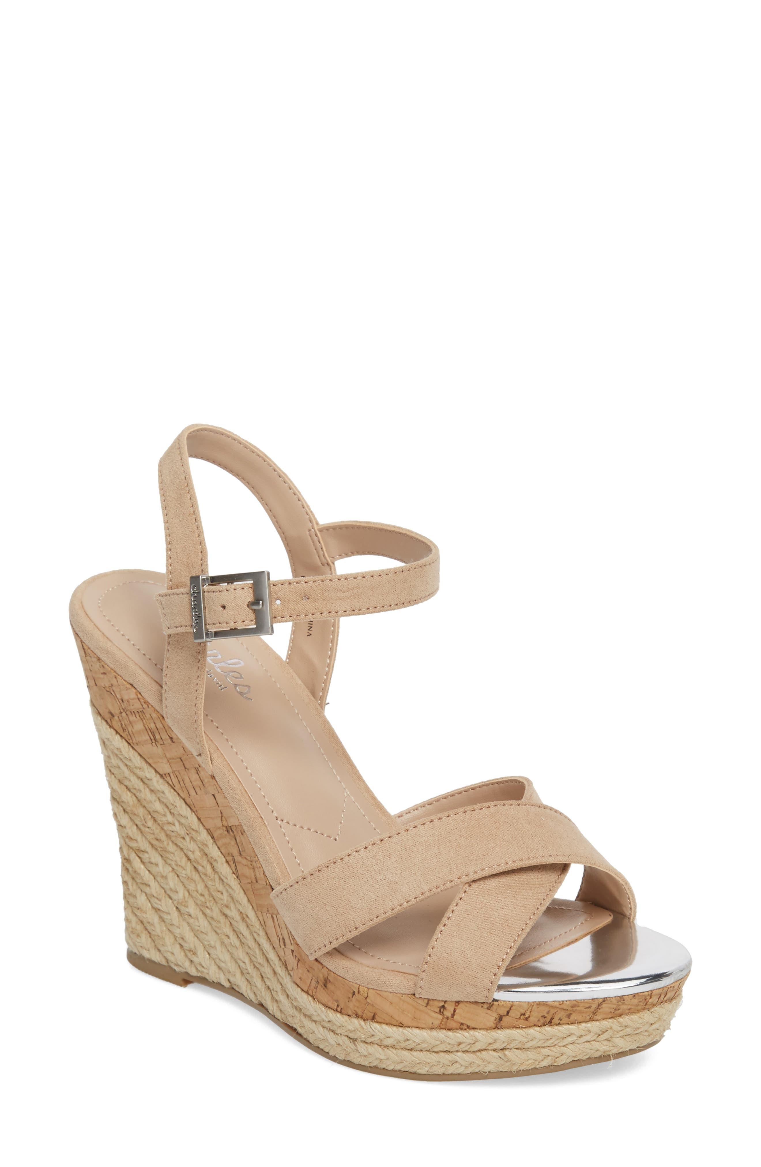 Charles by Charles David Archie Espadrille Wedge (Women)