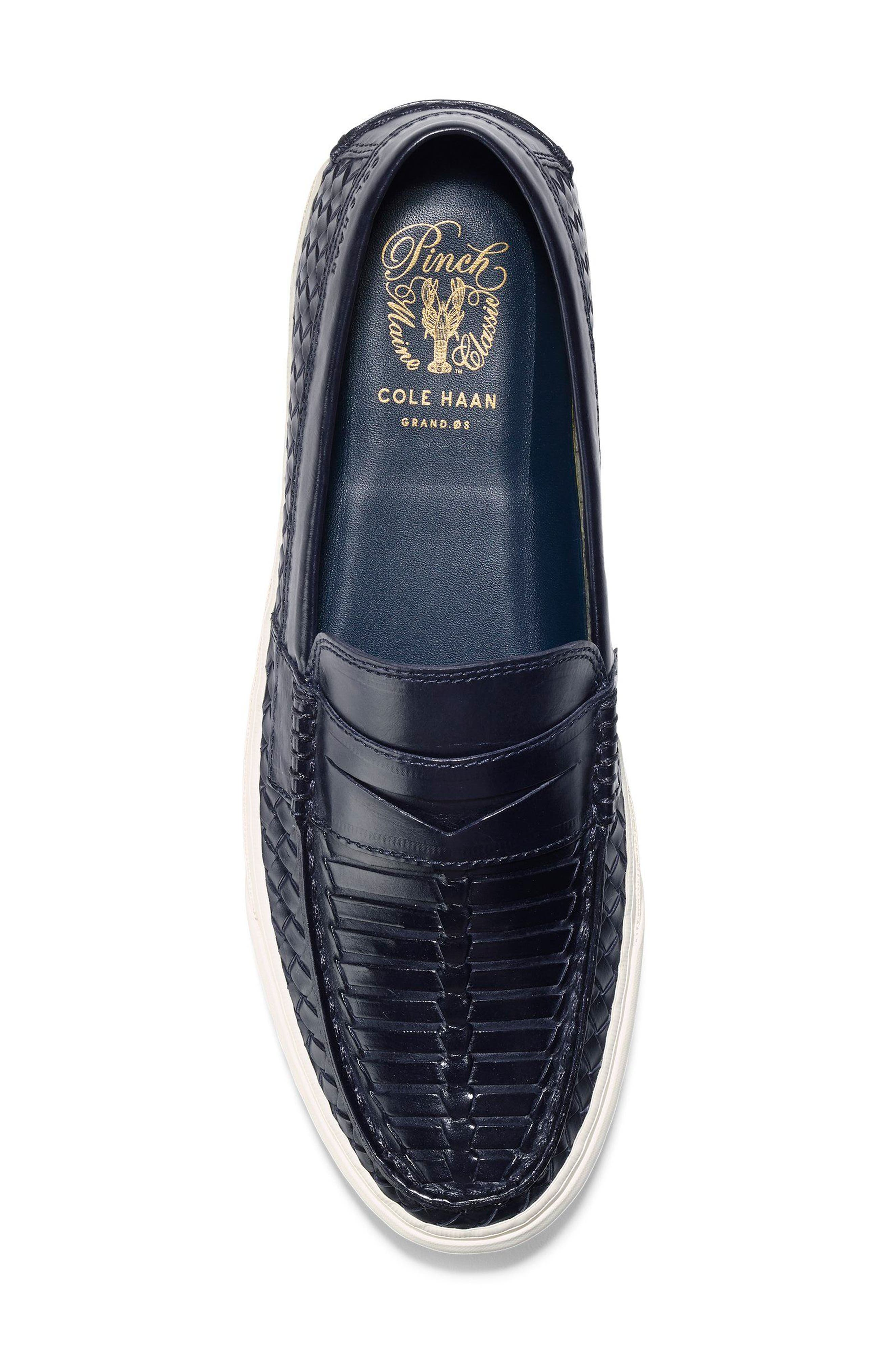 Alternate Image 5  - Cole Haan Pinch Weekender LX Huarache Loafer (Men)