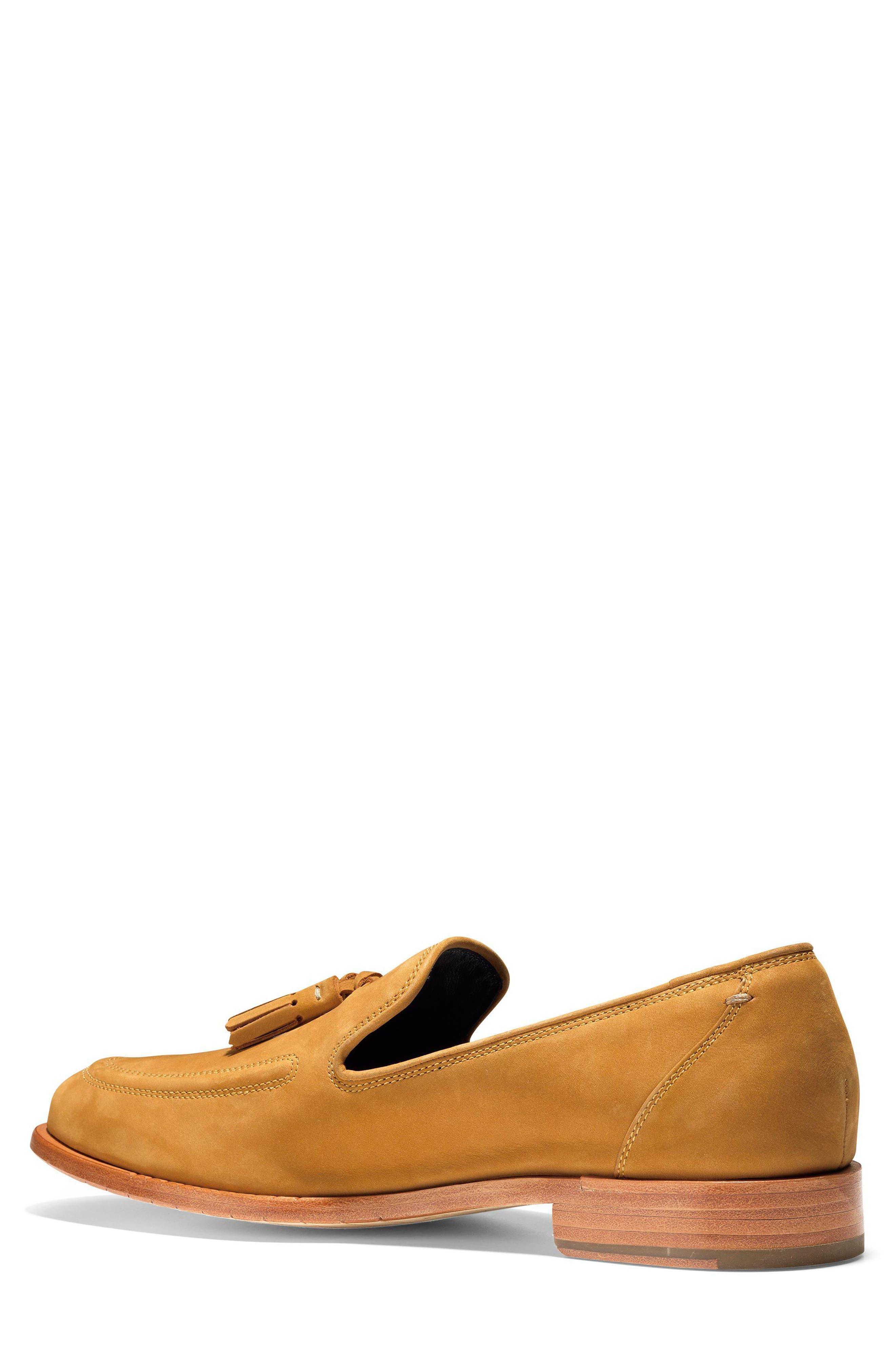 Washington Grand Tassel Loafer,                             Alternate thumbnail 2, color,                             Cathay Spice Nubuck