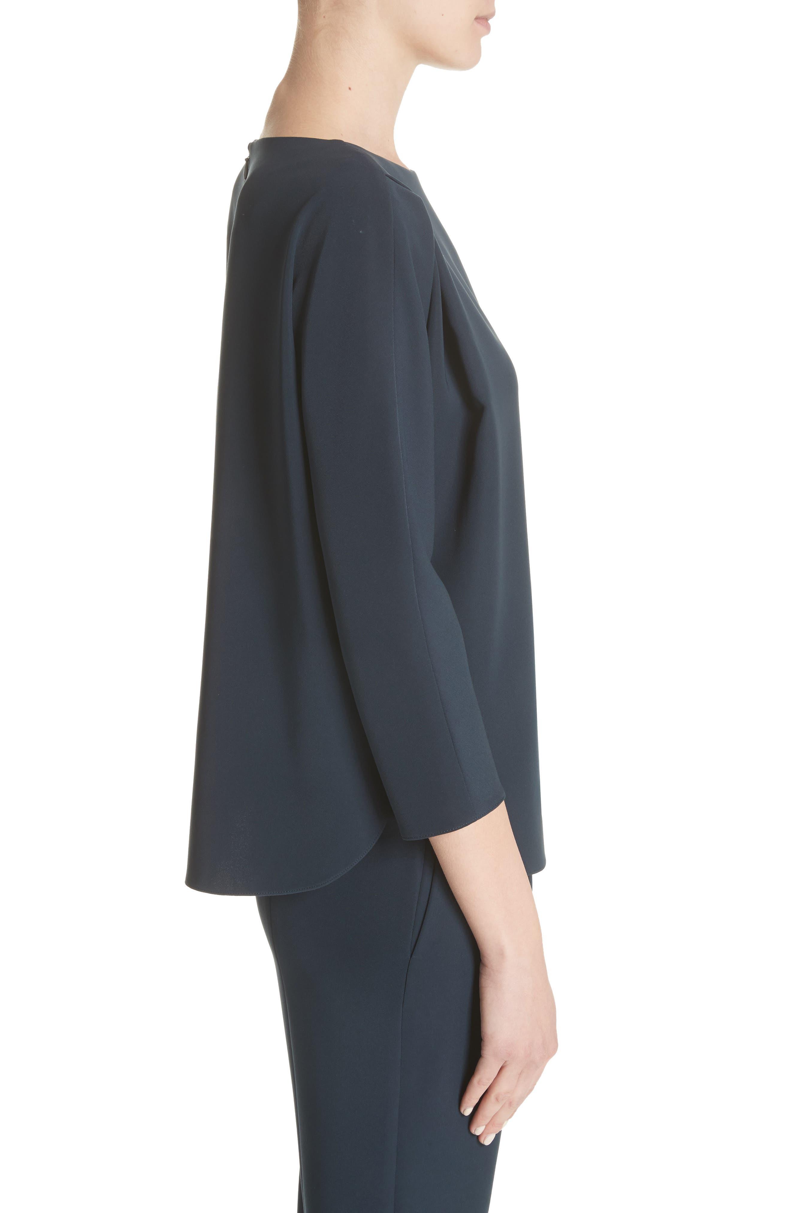 Alternate Image 3  - Emporio Armani Dolman Sleeve Top