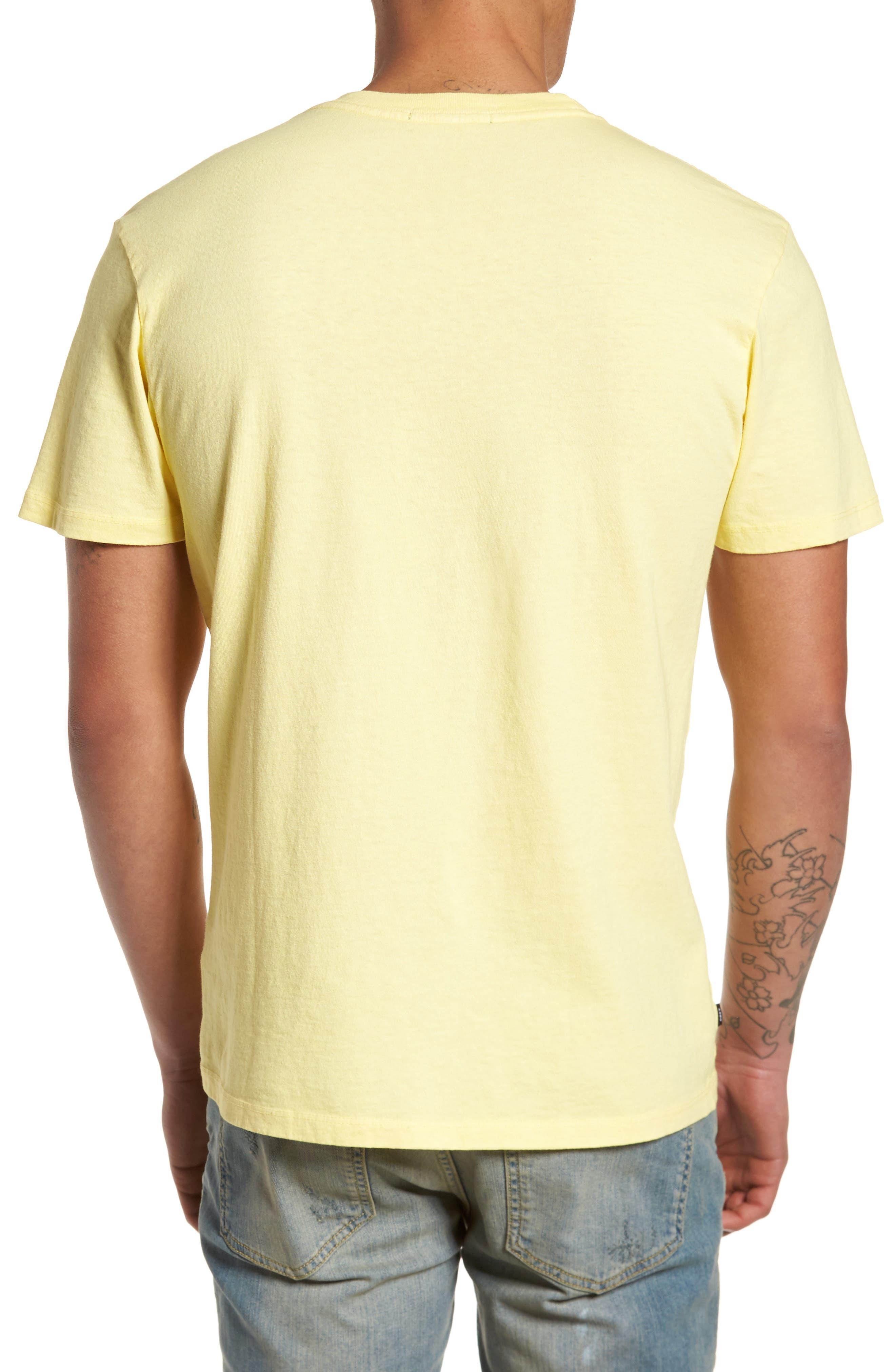 Logo Graphic T-Shirt,                             Alternate thumbnail 2, color,                             Dusty Lemon