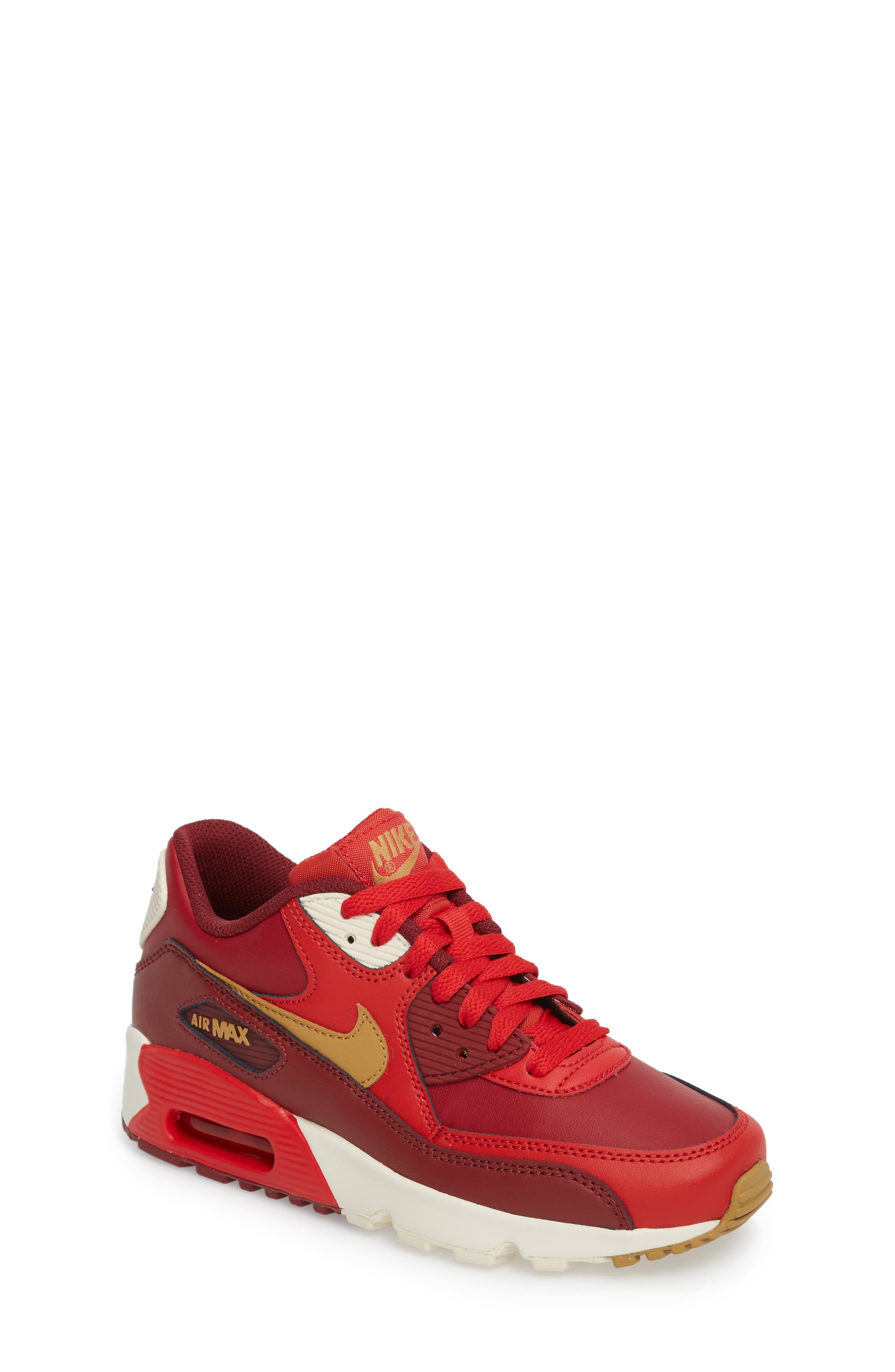 Nike Air Max 90 Sneaker (Big Kid)
