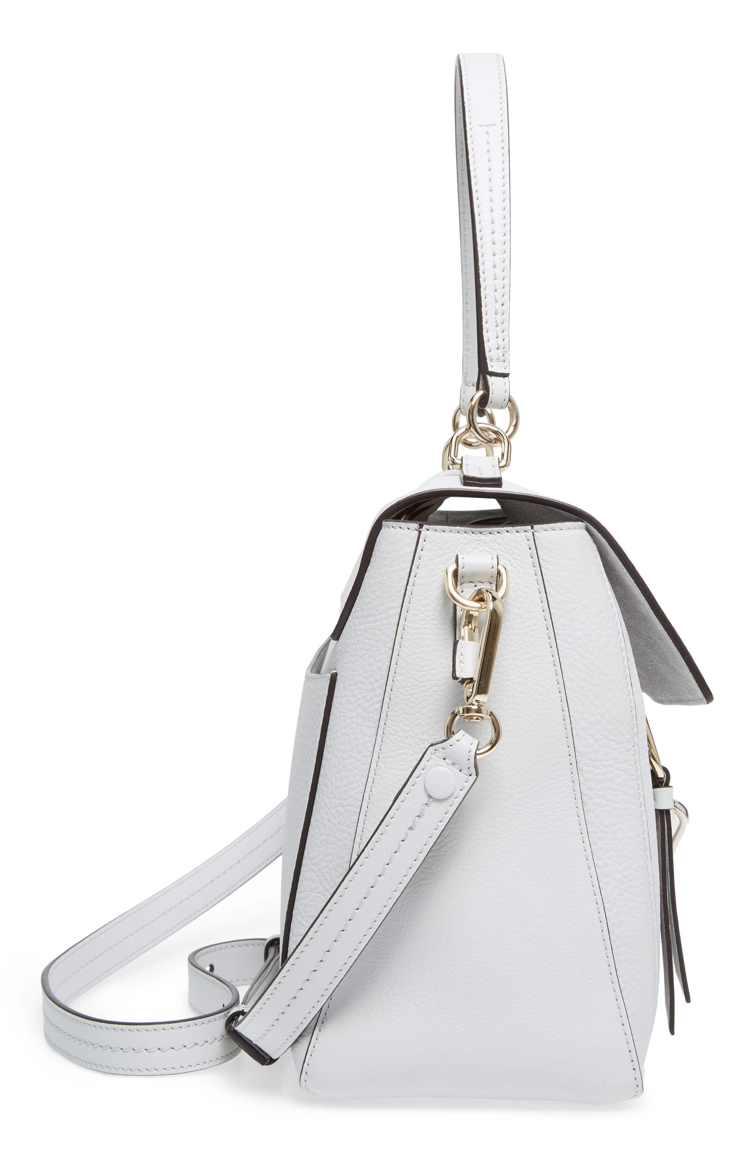Alternate Image 3  - Chloé Medium Faye Leather Shoulder Bag