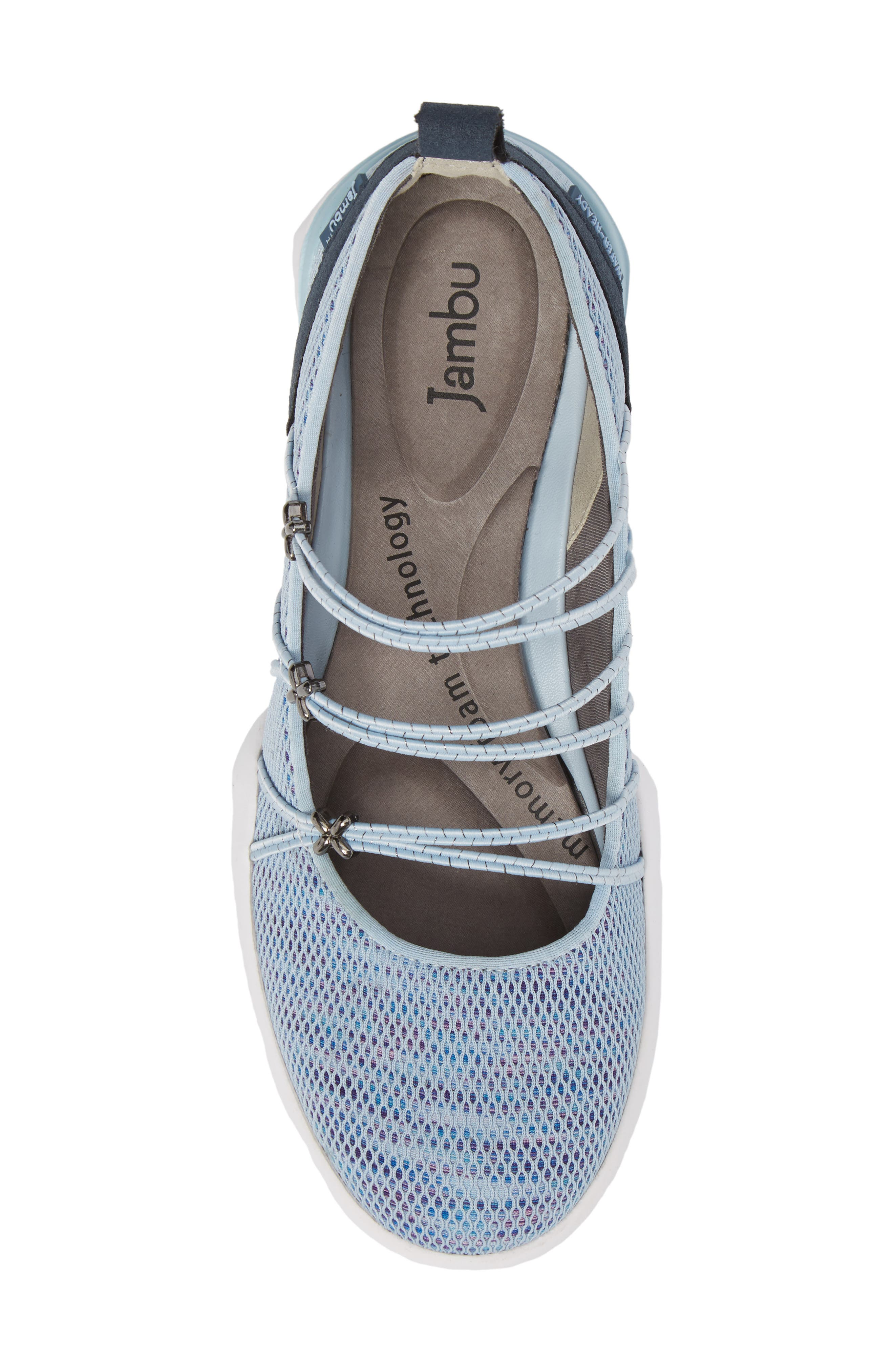 Cheyenne Water Ready Slip-on,                             Alternate thumbnail 5, color,                             Powder Blue
