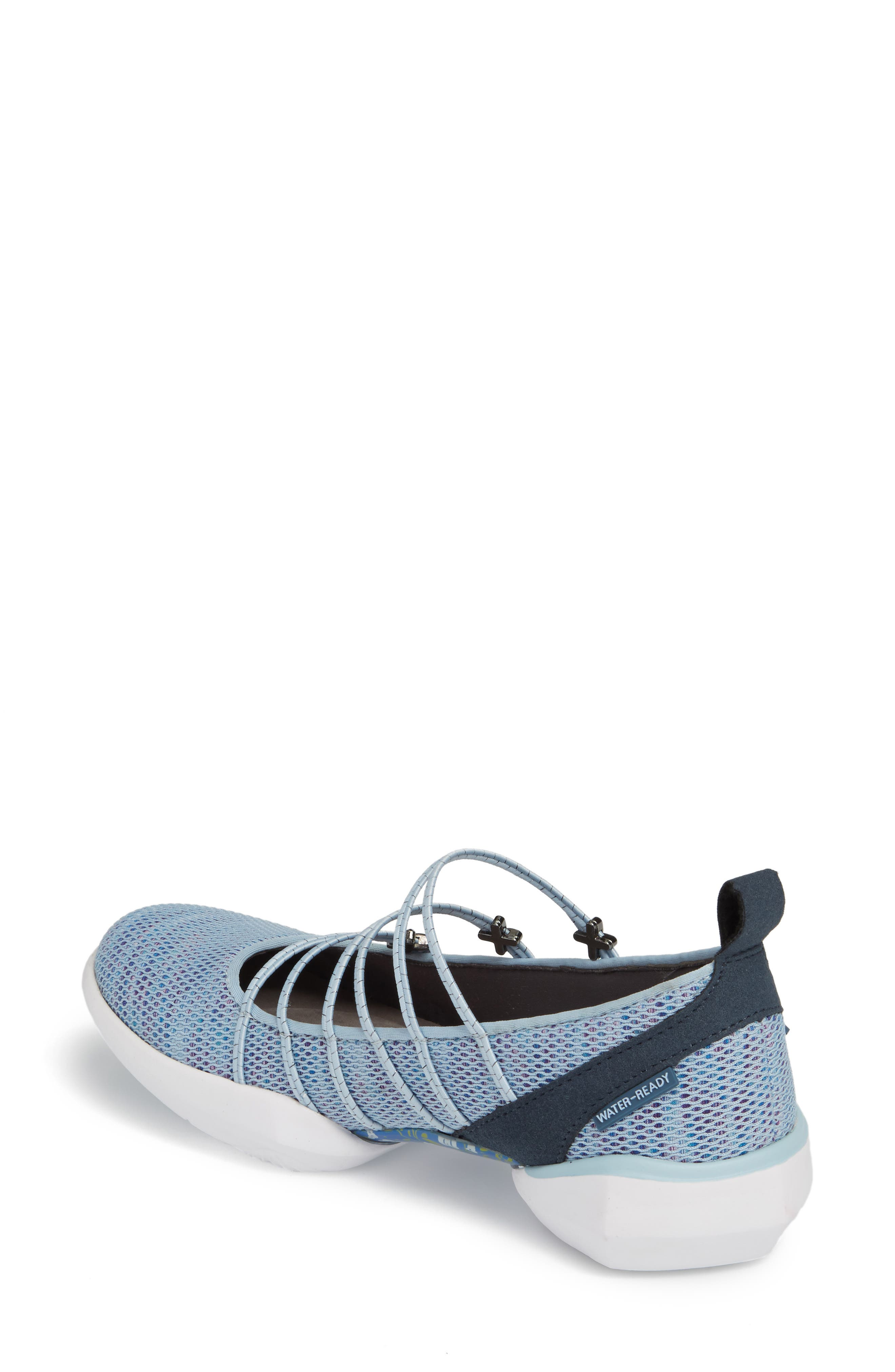 Cheyenne Water Ready Slip-on,                             Alternate thumbnail 2, color,                             Powder Blue