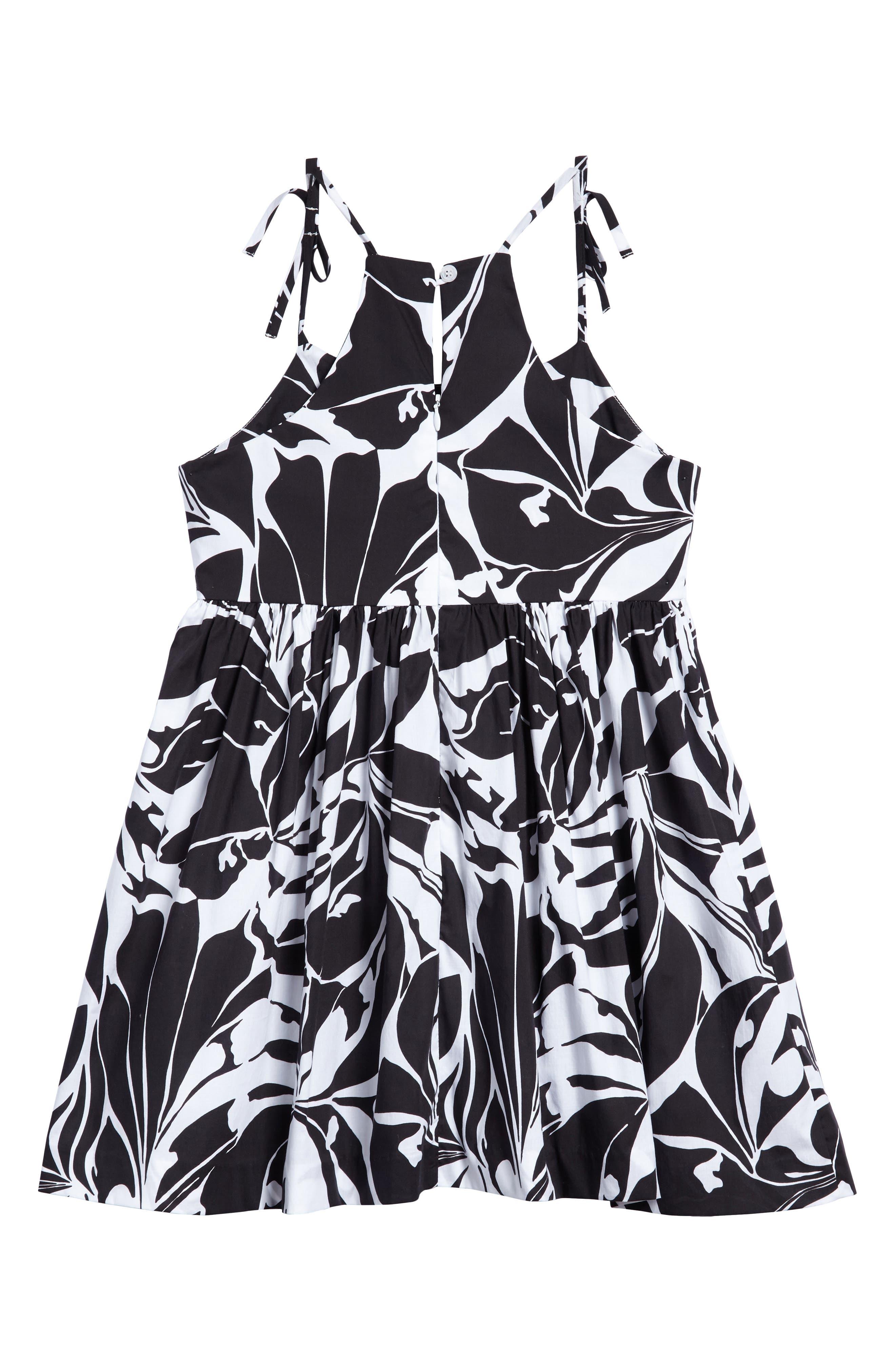Alternate Image 2  - Milly Minis Sleeveless Dress (Big Girls)