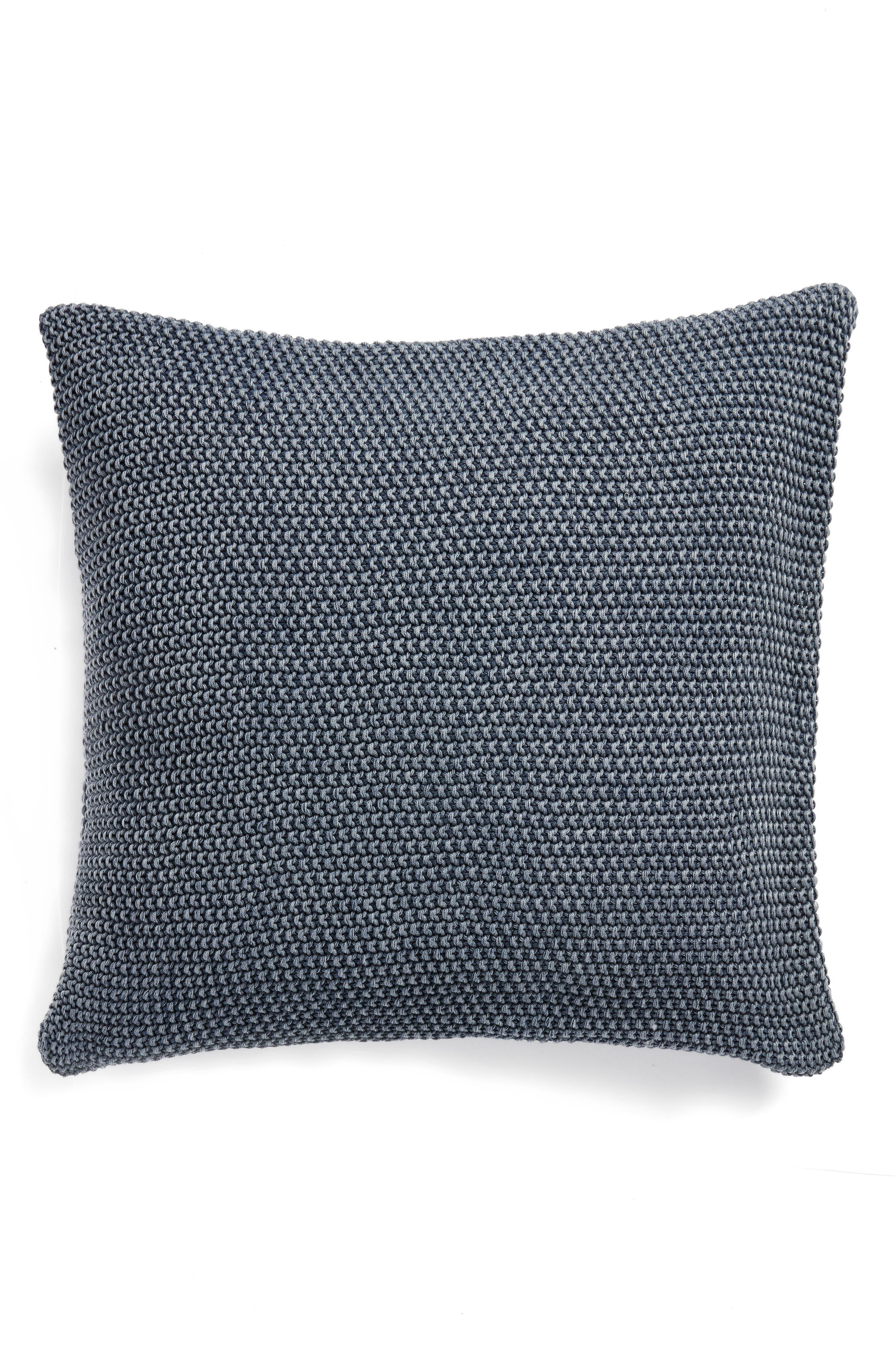 Treasure & Bond Seed Stitch Accent Pillow