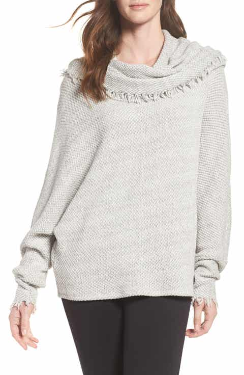 Michael Lauren Oversize Turtleneck Sweater
