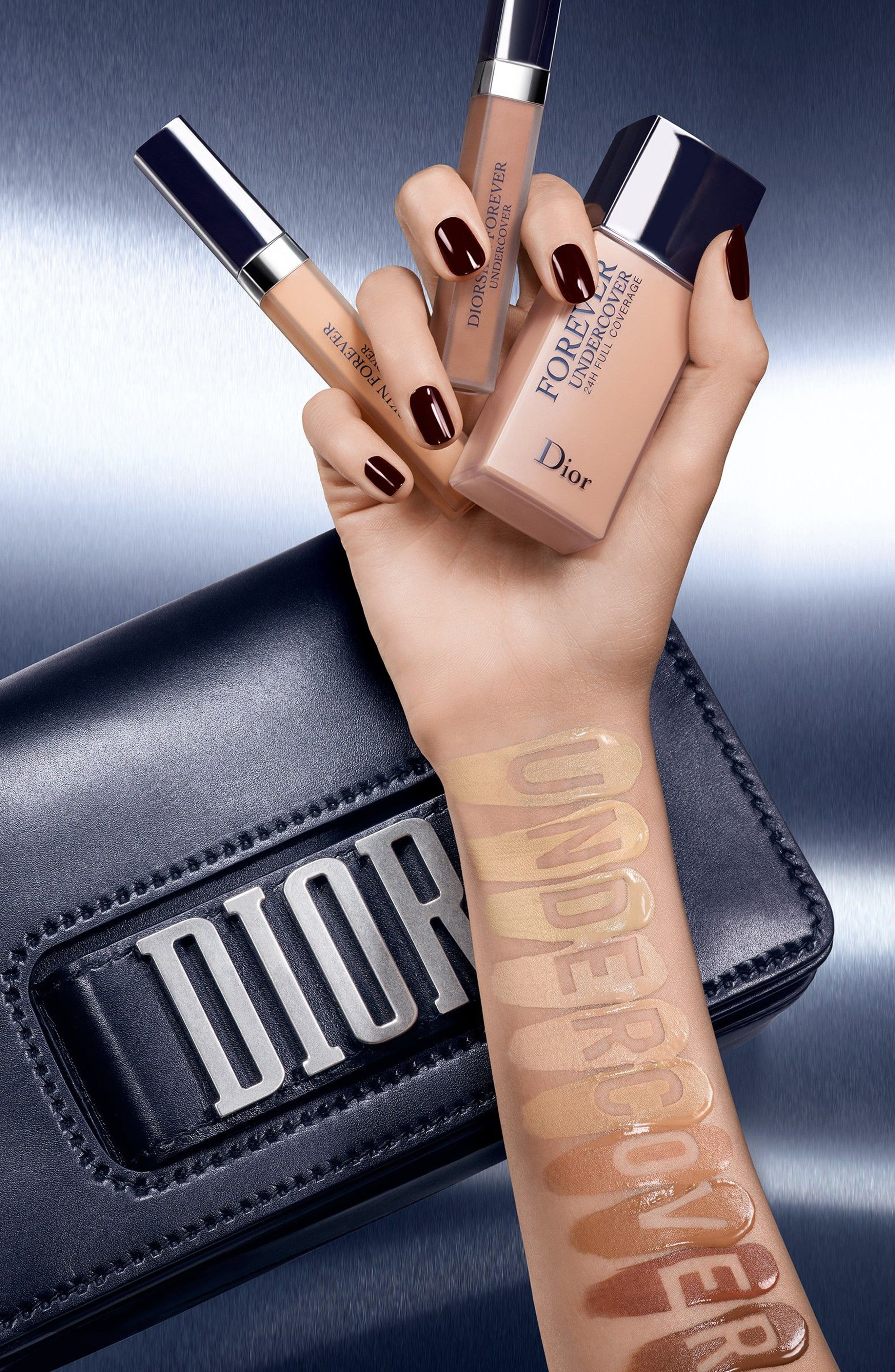 Diorskin Forever Undercover 24-Hour Full Coverage Water-Based Foundation,                             Alternate thumbnail 8, color,