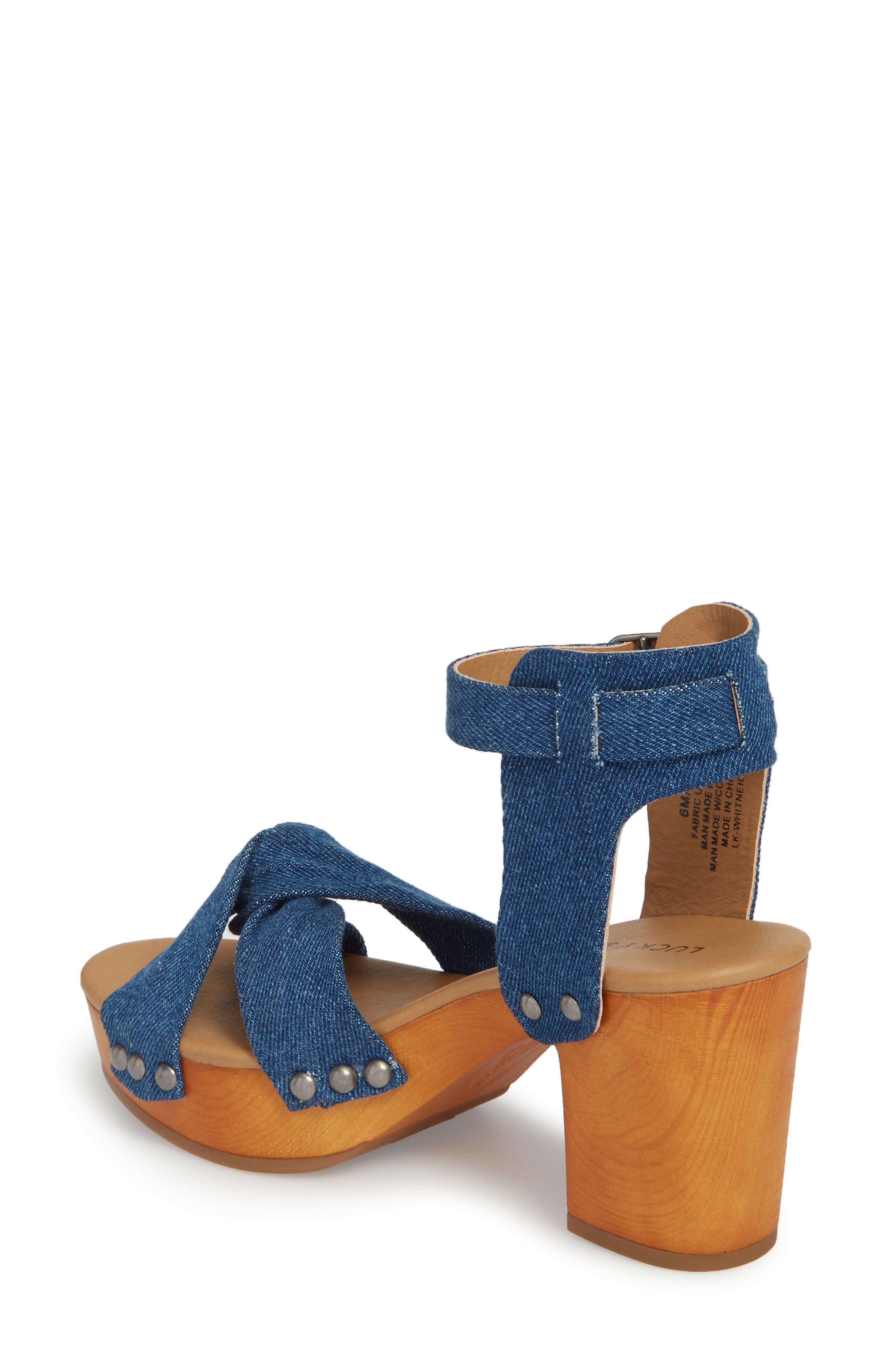 Alternate Image 2  - Lucky Brand Whitneigh Sandal (Women)