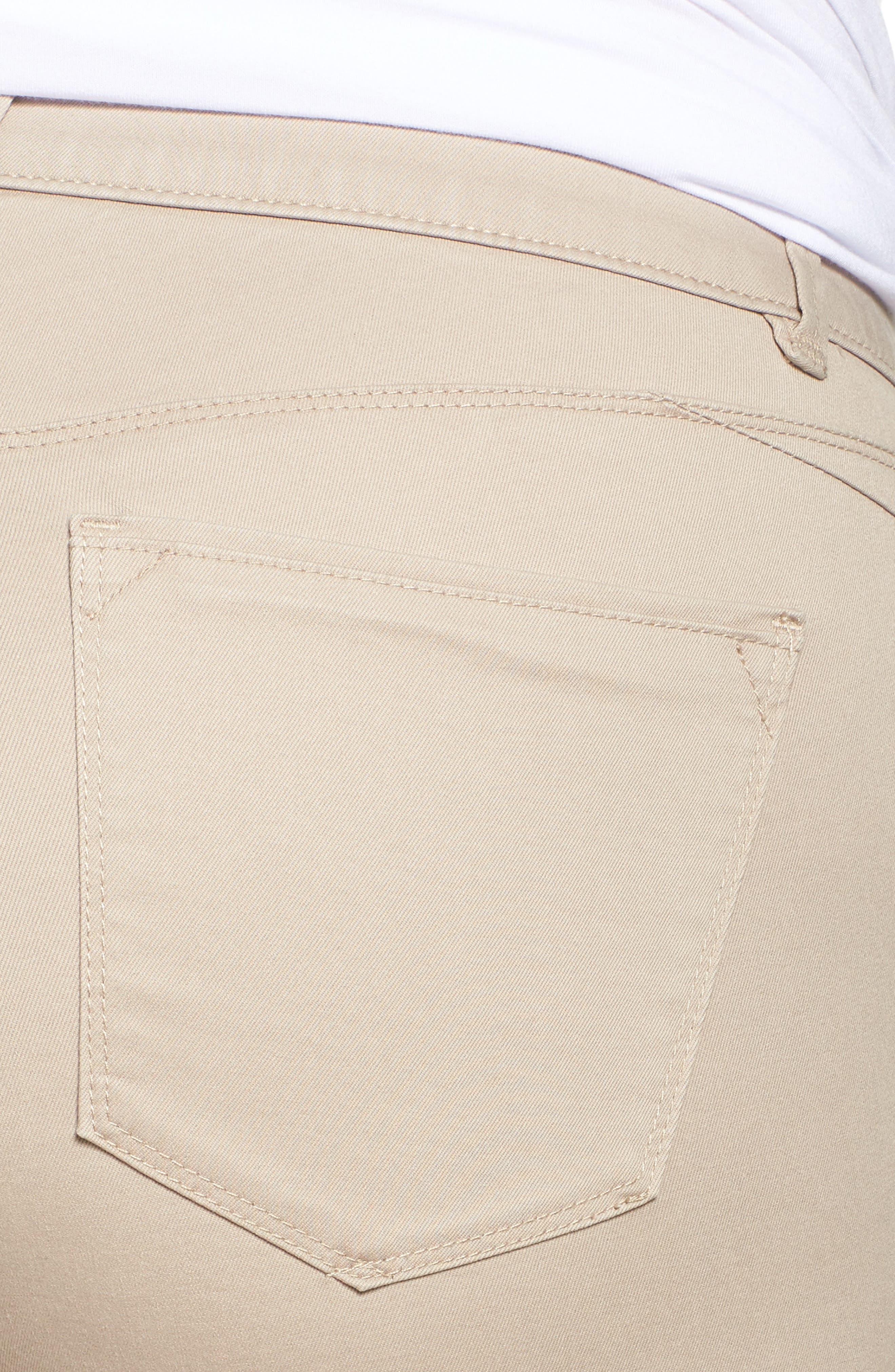 Ab-solution Ankle Pants,                             Alternate thumbnail 4, color,                             Flax