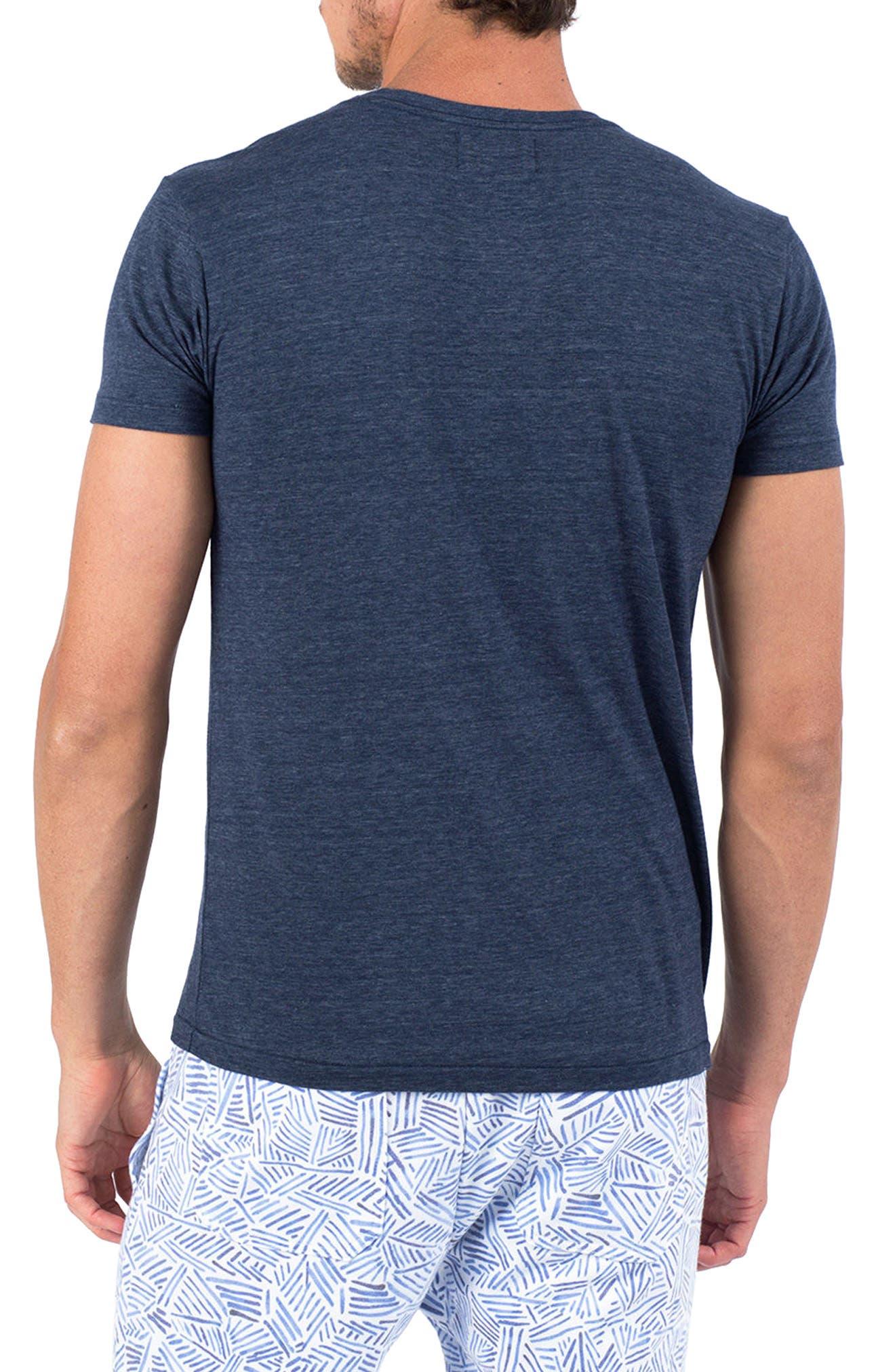 Good Times T-Shirt,                             Alternate thumbnail 2, color,                             Indigo