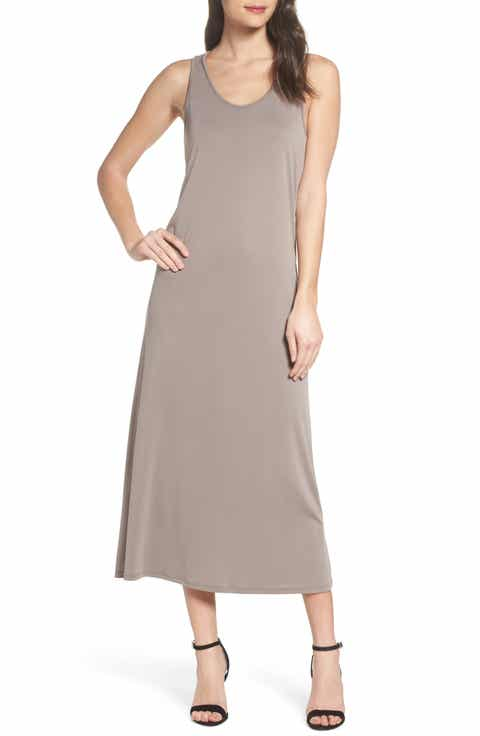 Mary Mabel Knot Back Maxi Dress