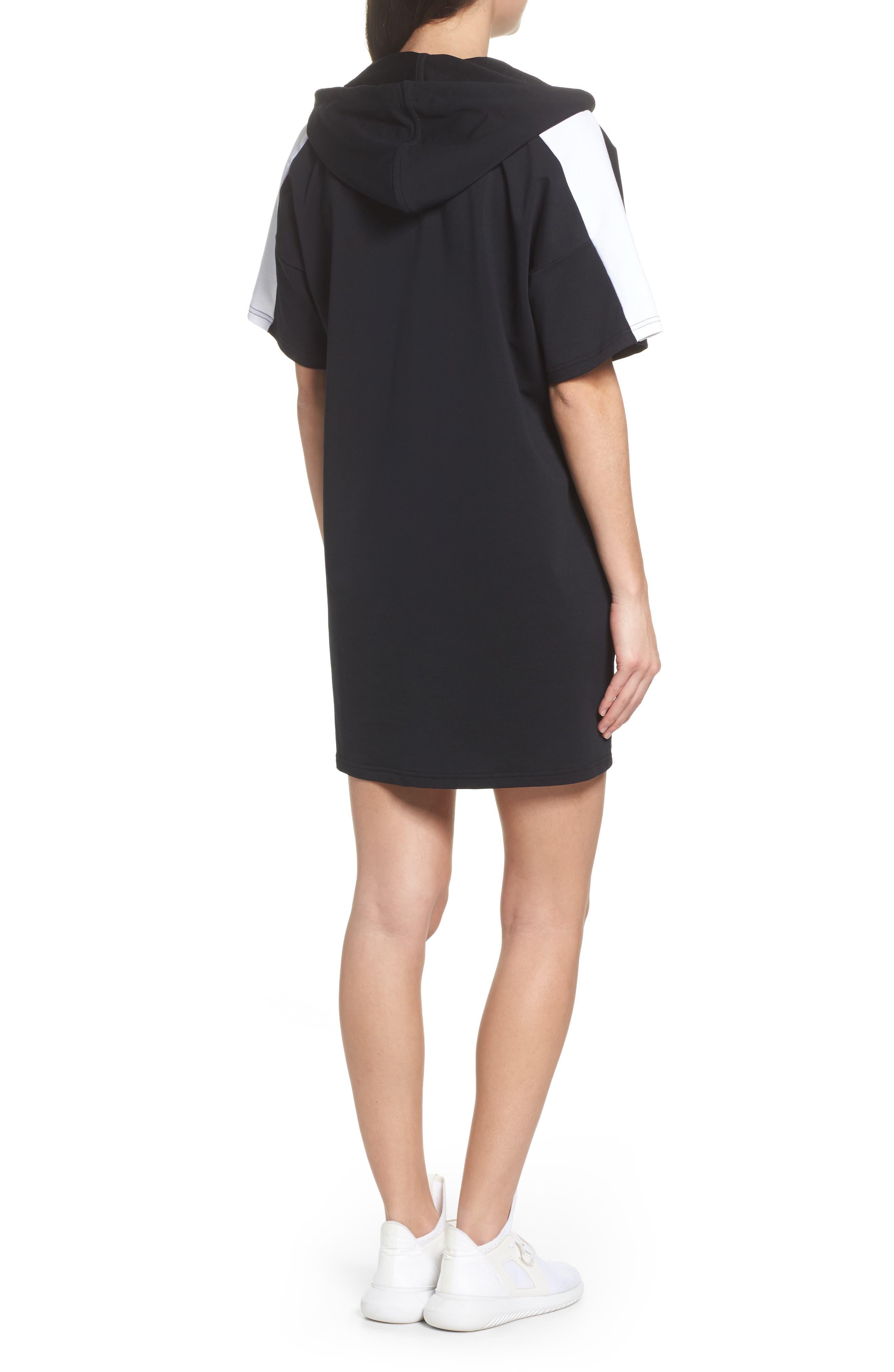 Archive Dress,                             Alternate thumbnail 2, color,                             Puma Black