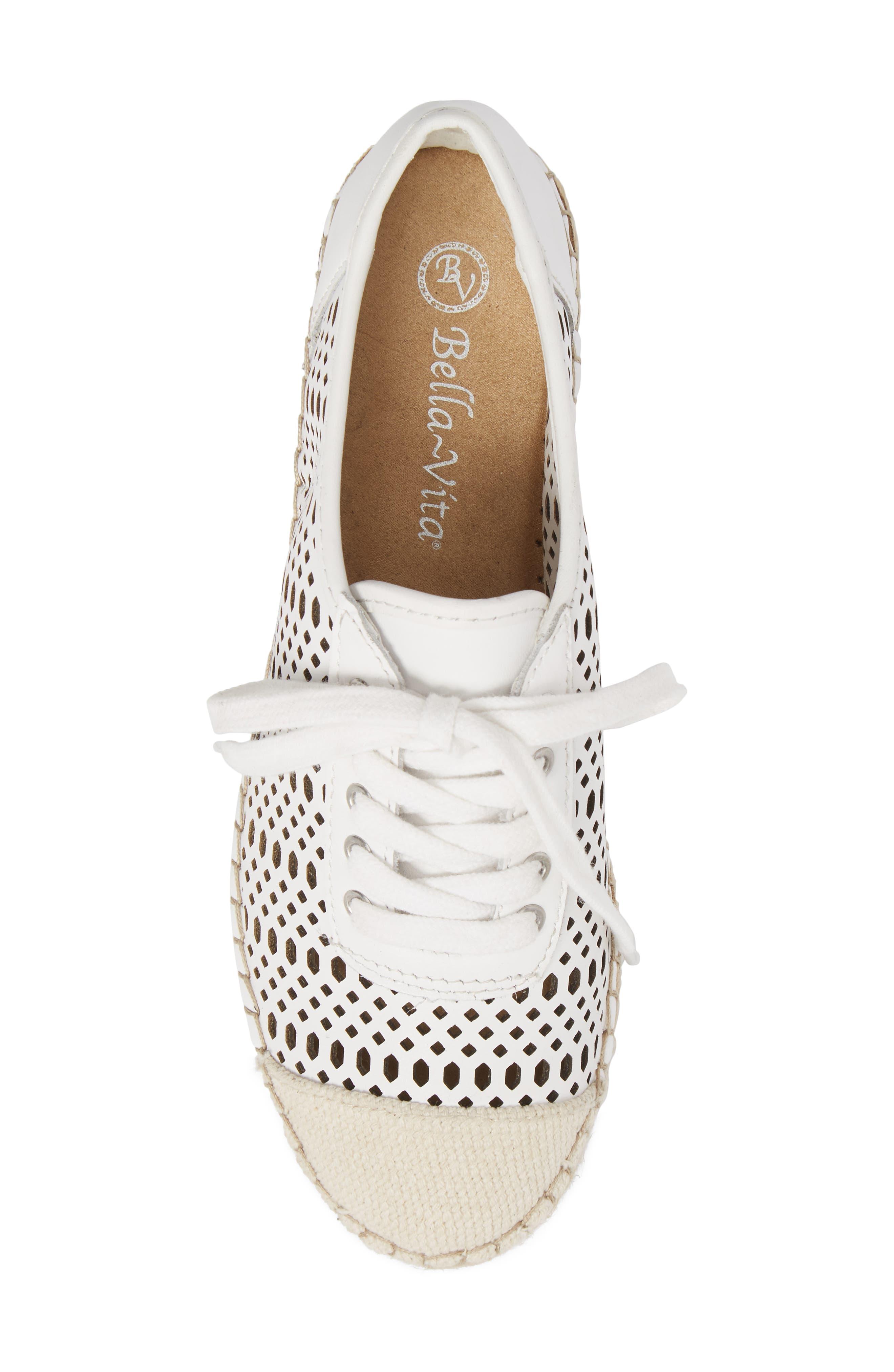 Alternate Image 5  - Bella Vita Clementine Espadrille Sneaker (Women)