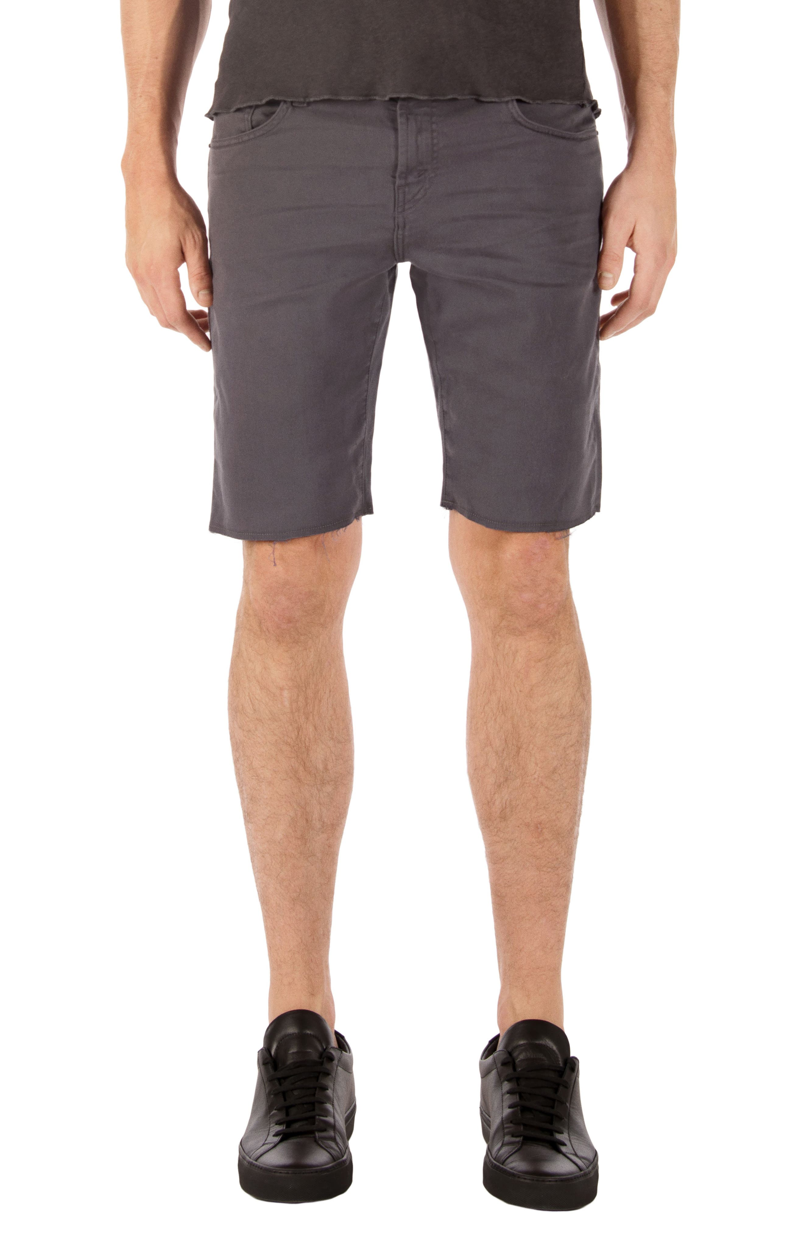 Alternate Image 1 Selected - J Brand Eli Cut Off Shorts