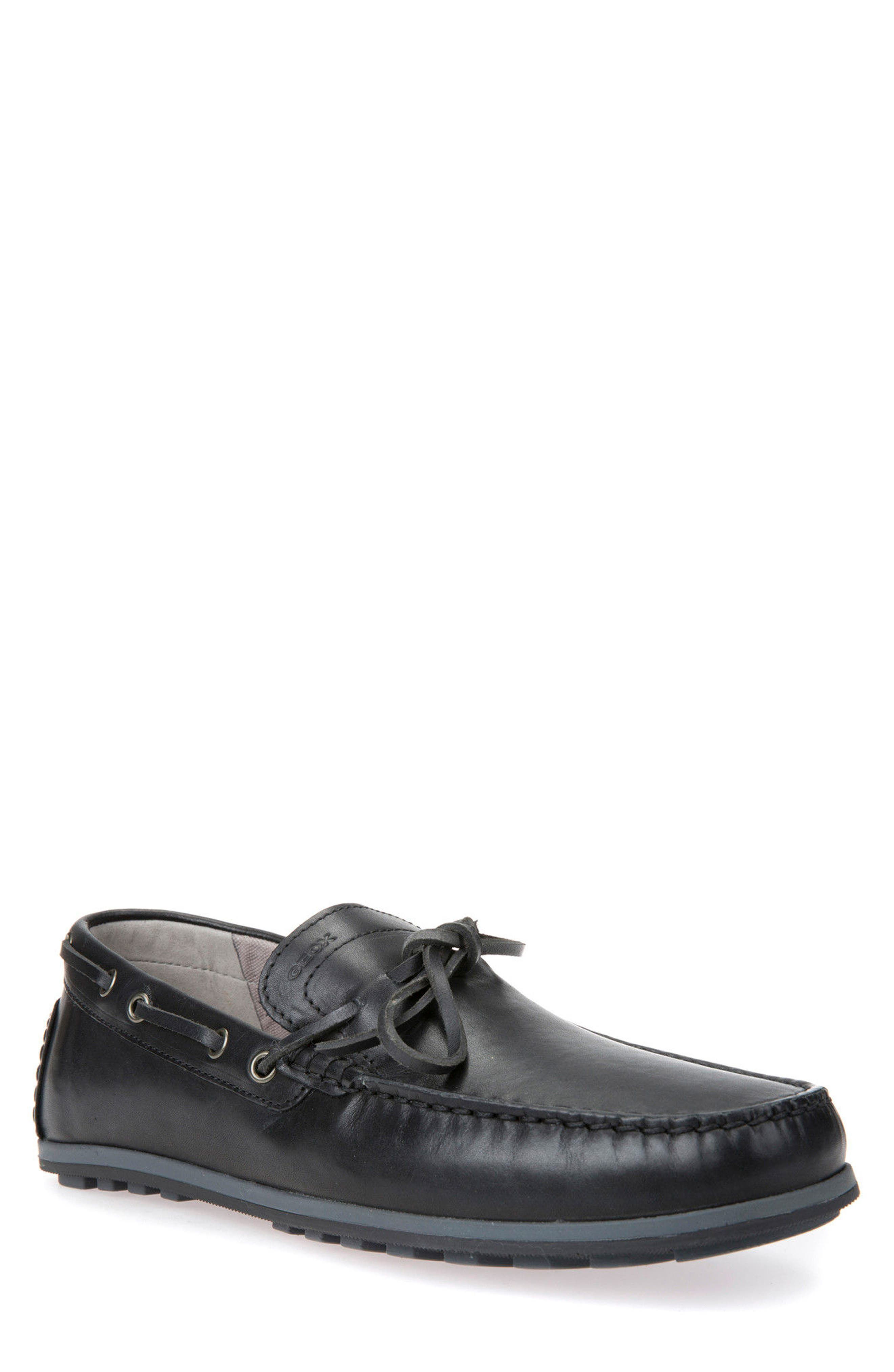Alternate Image 1 Selected - Geox Mirvin 3 Boat Shoe (Men)