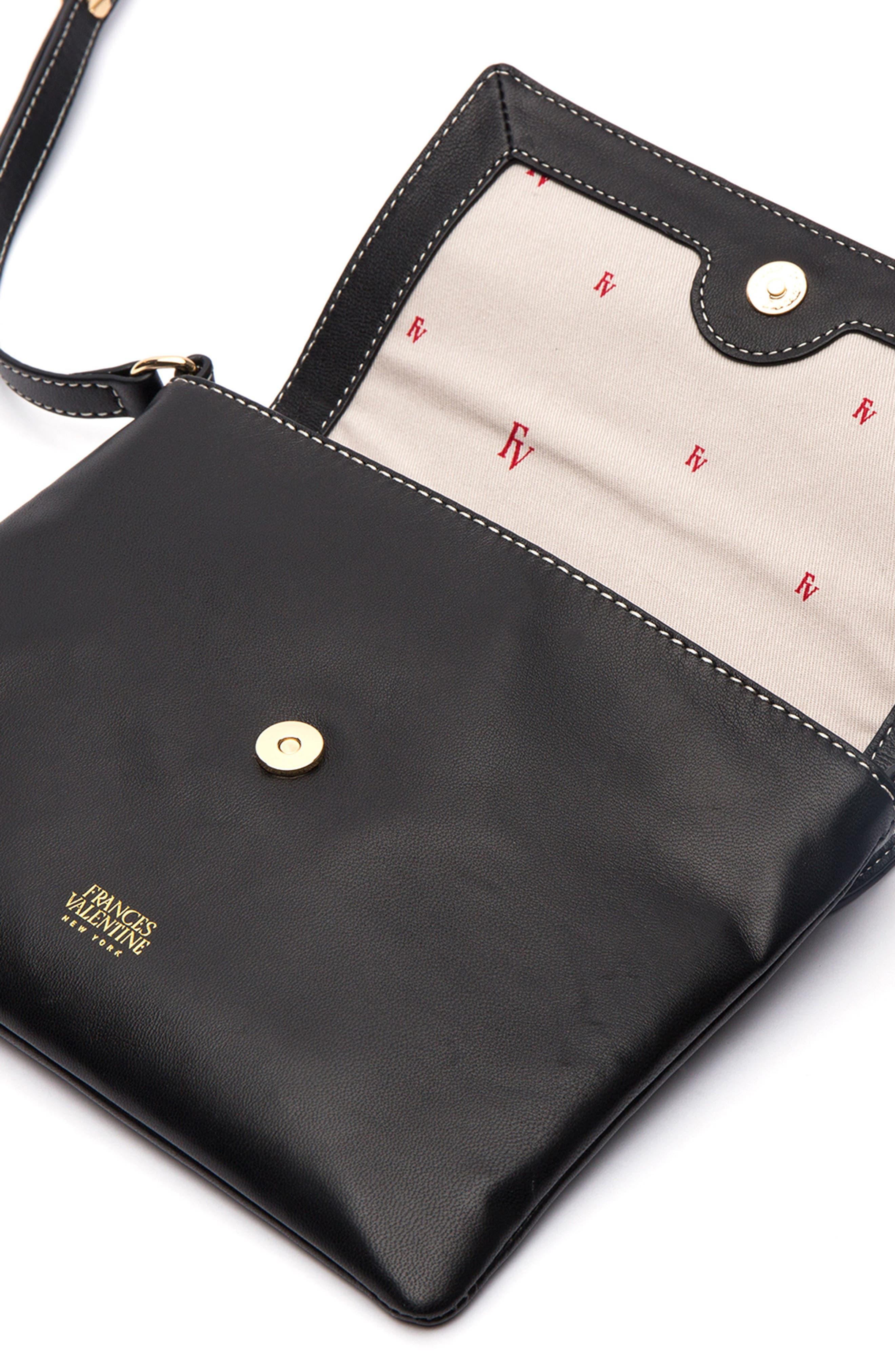 Alternate Image 3  - Frances Valentine Maggie Leather Crossbody Bag