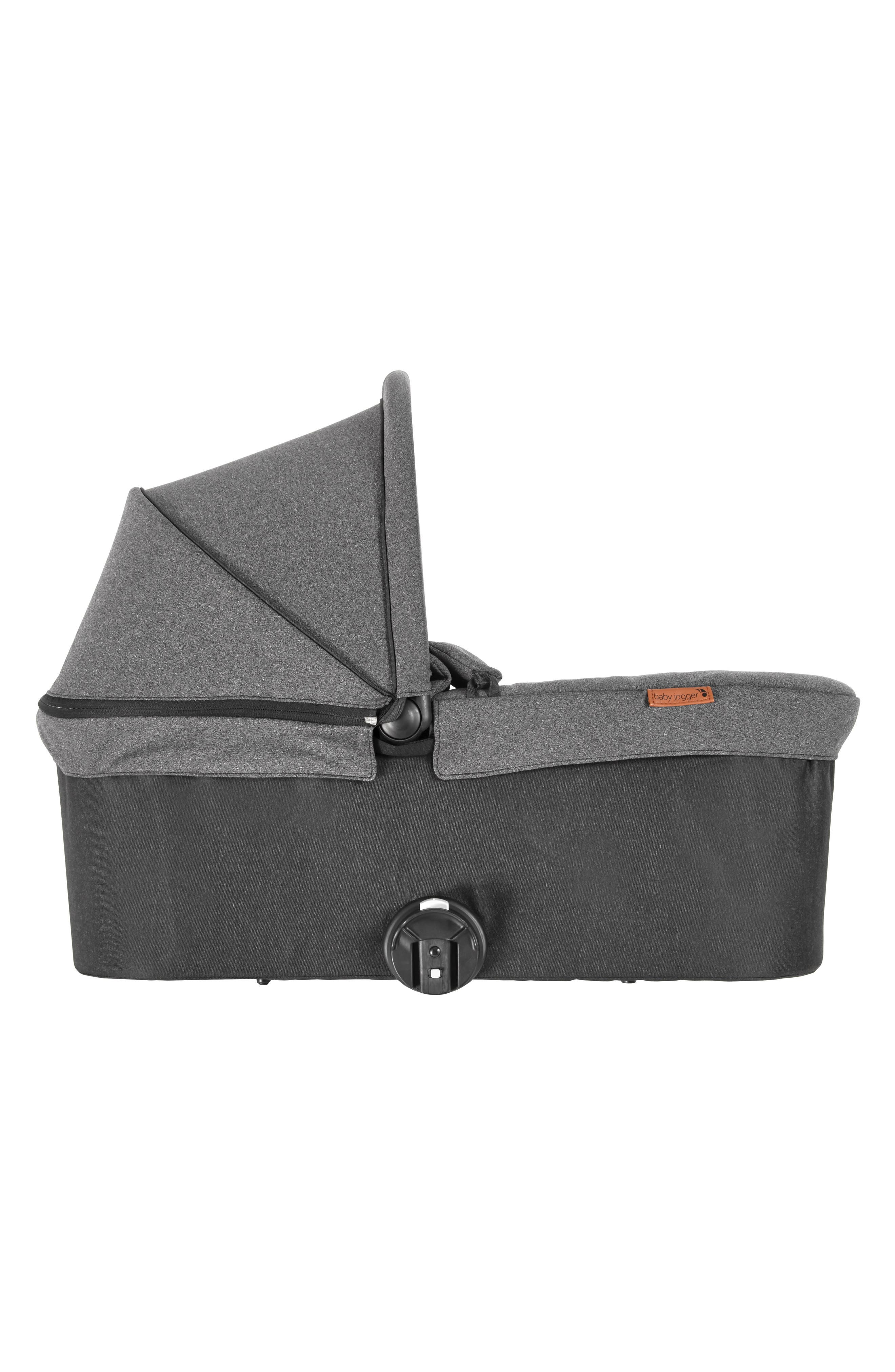 Deluxe Pram Converter Kit for City Mini<sup>®</sup> 2018 Special Edition 10-Year Anniversary All-Terrain Stroller,                             Alternate thumbnail 2, color,                             Grey