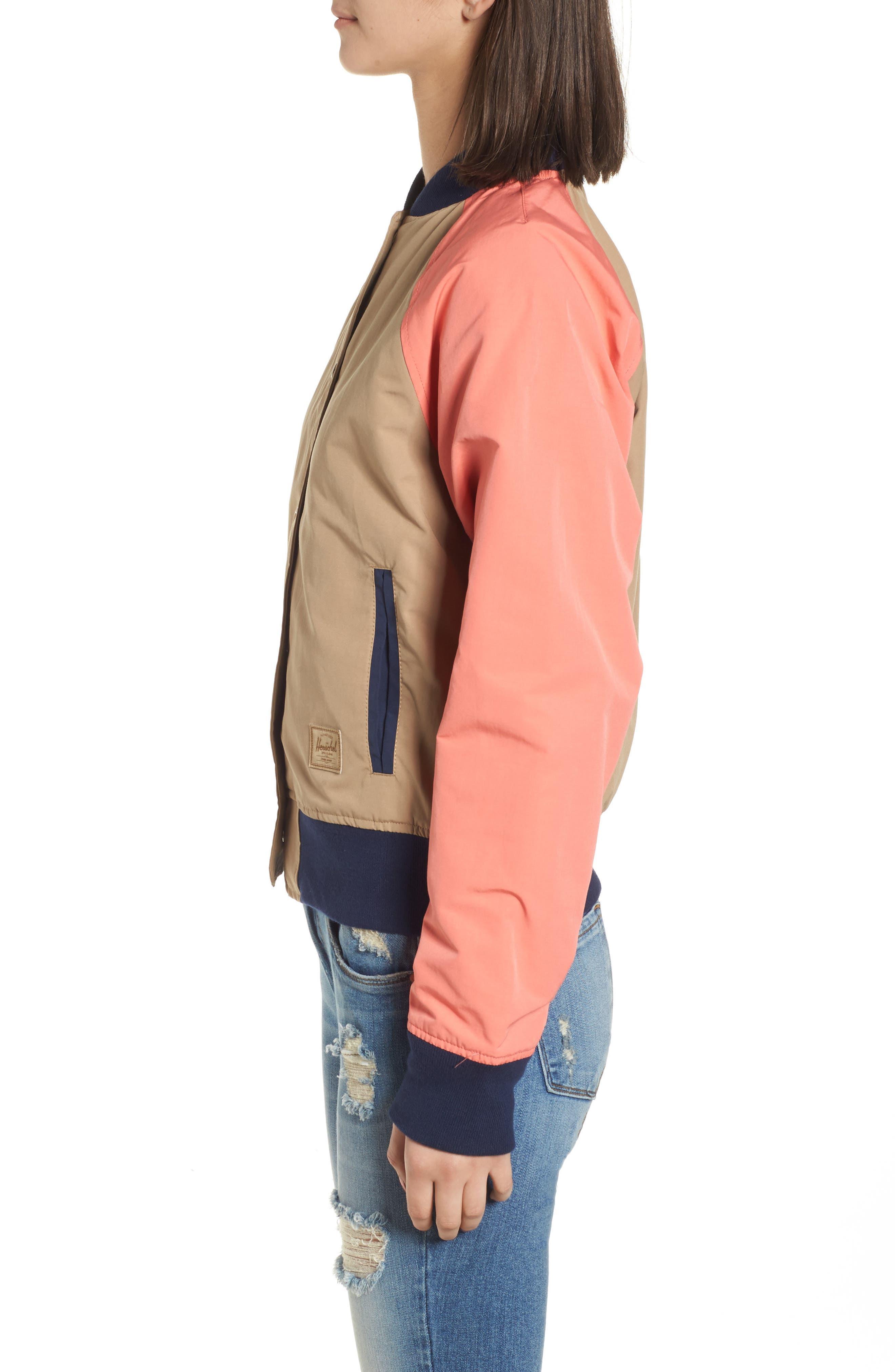 Alternate Image 3  - Herschel Supply Co. Varsity Jacket