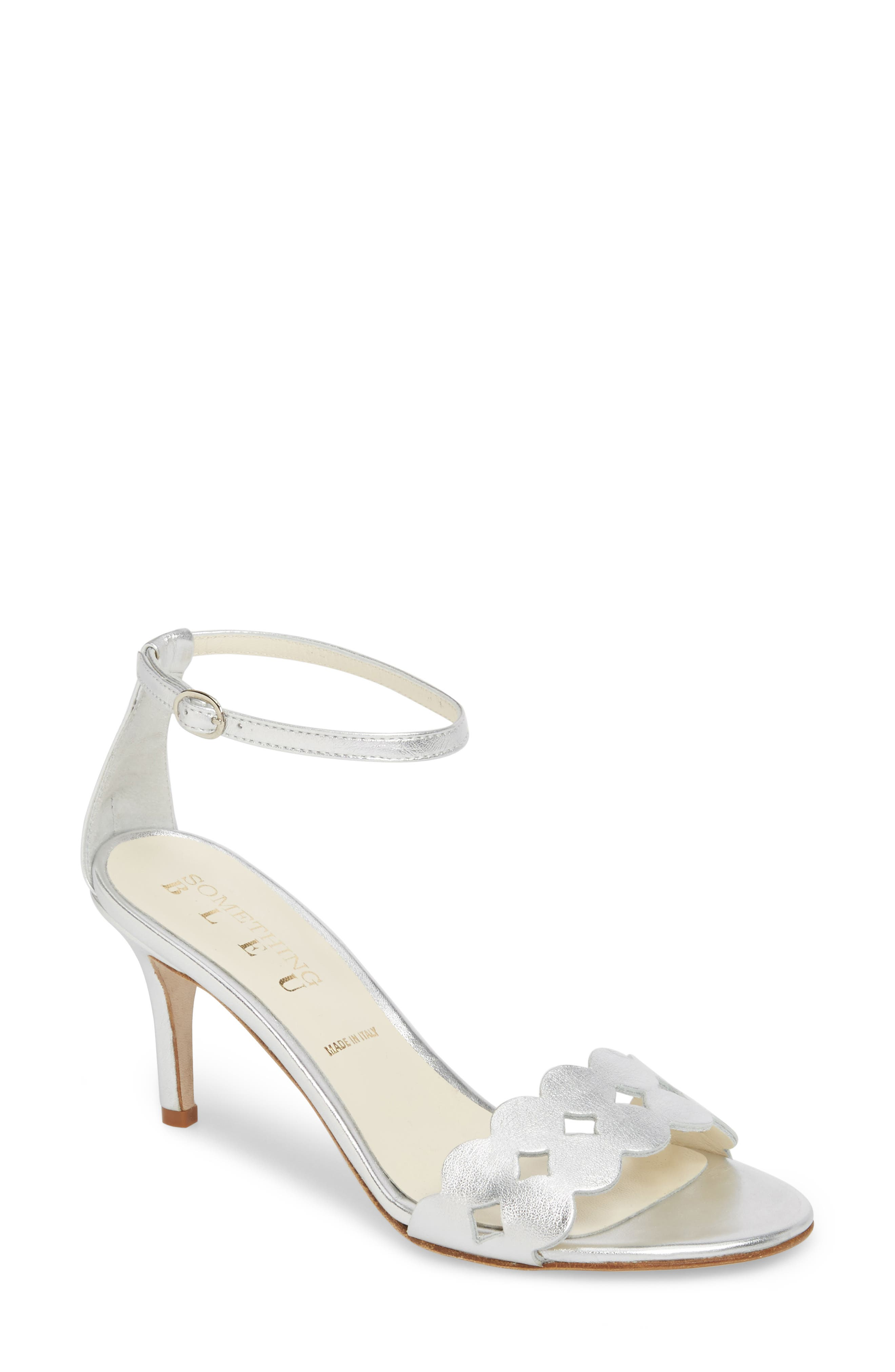 Something Bleu Gina Ankle Strap Sandal (Women)