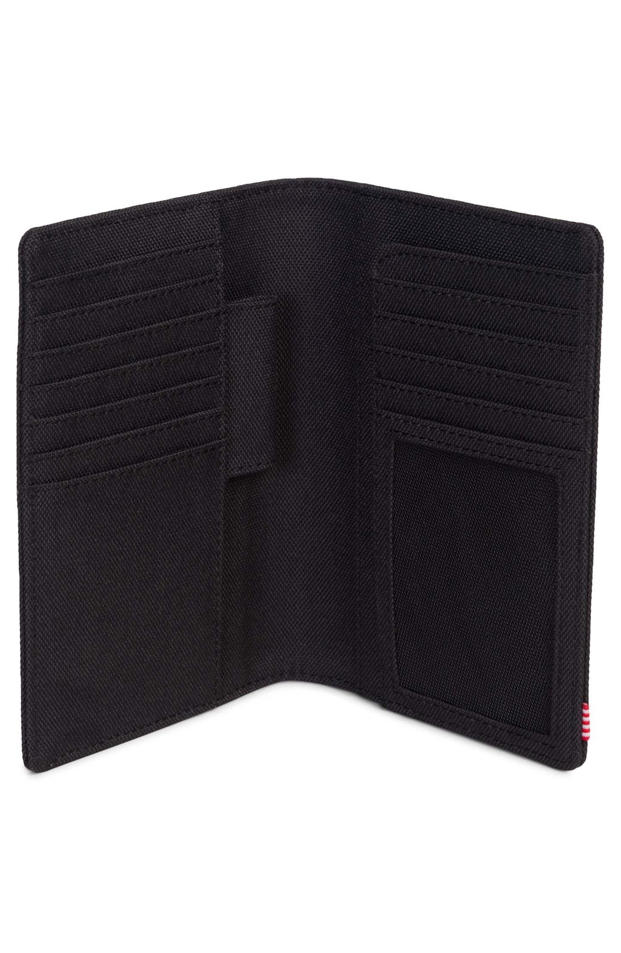 Search Passport Holder,                             Alternate thumbnail 2, color,                             Black