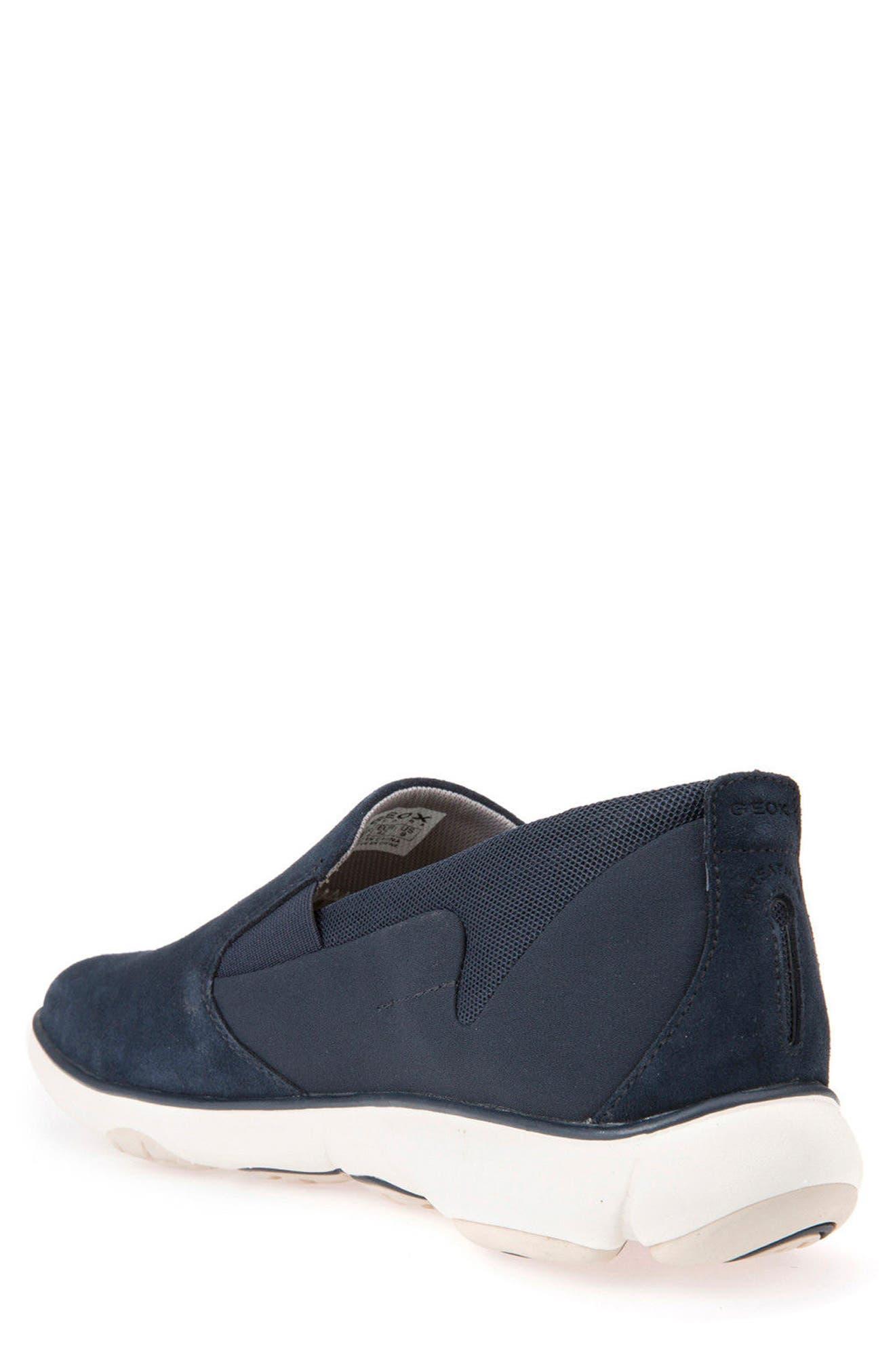 Nebula 44 Slip-On Sneaker,                             Alternate thumbnail 2, color,                             Navy