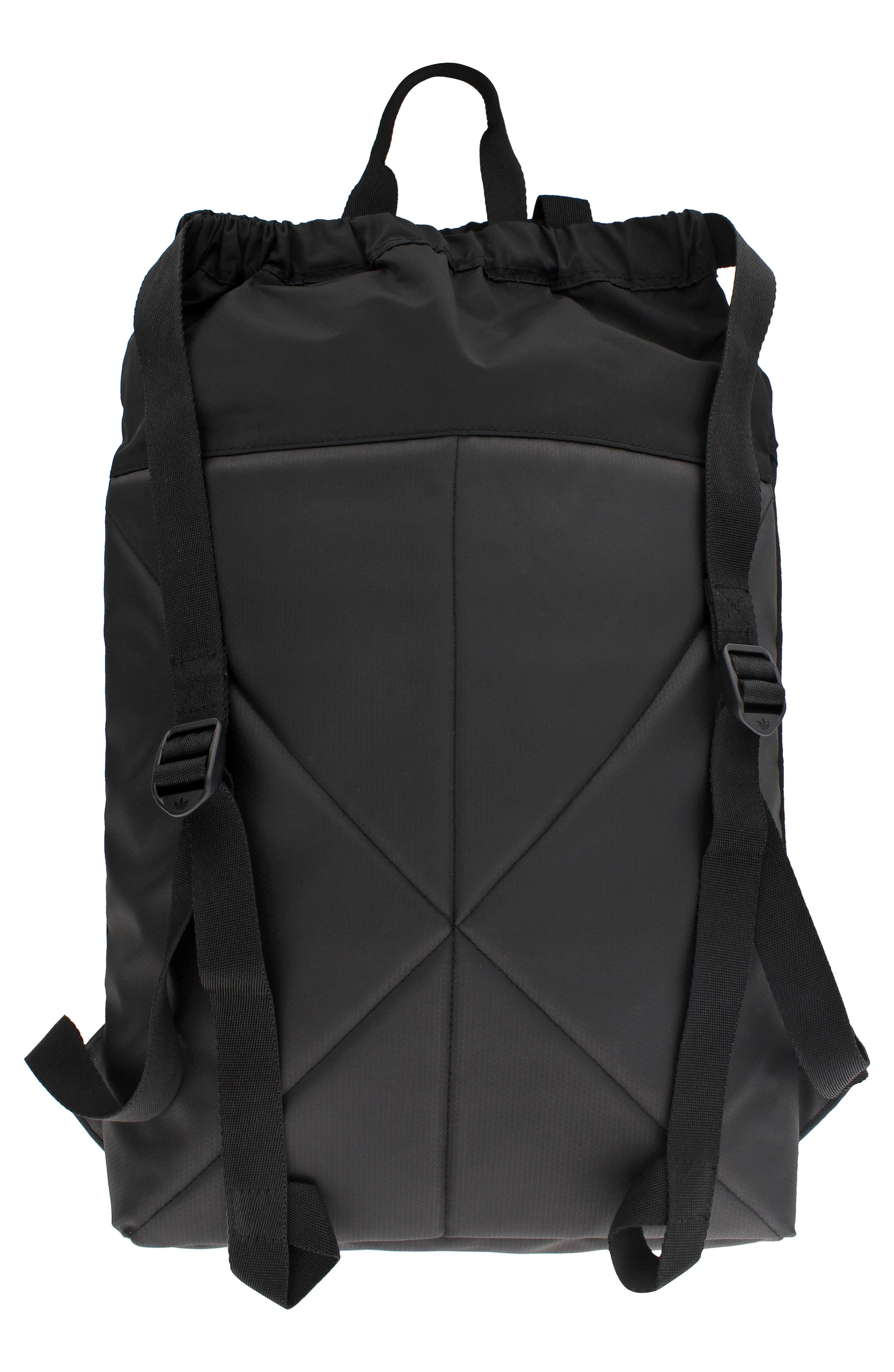 NMD Sack Pack,                             Alternate thumbnail 3, color,                             Black