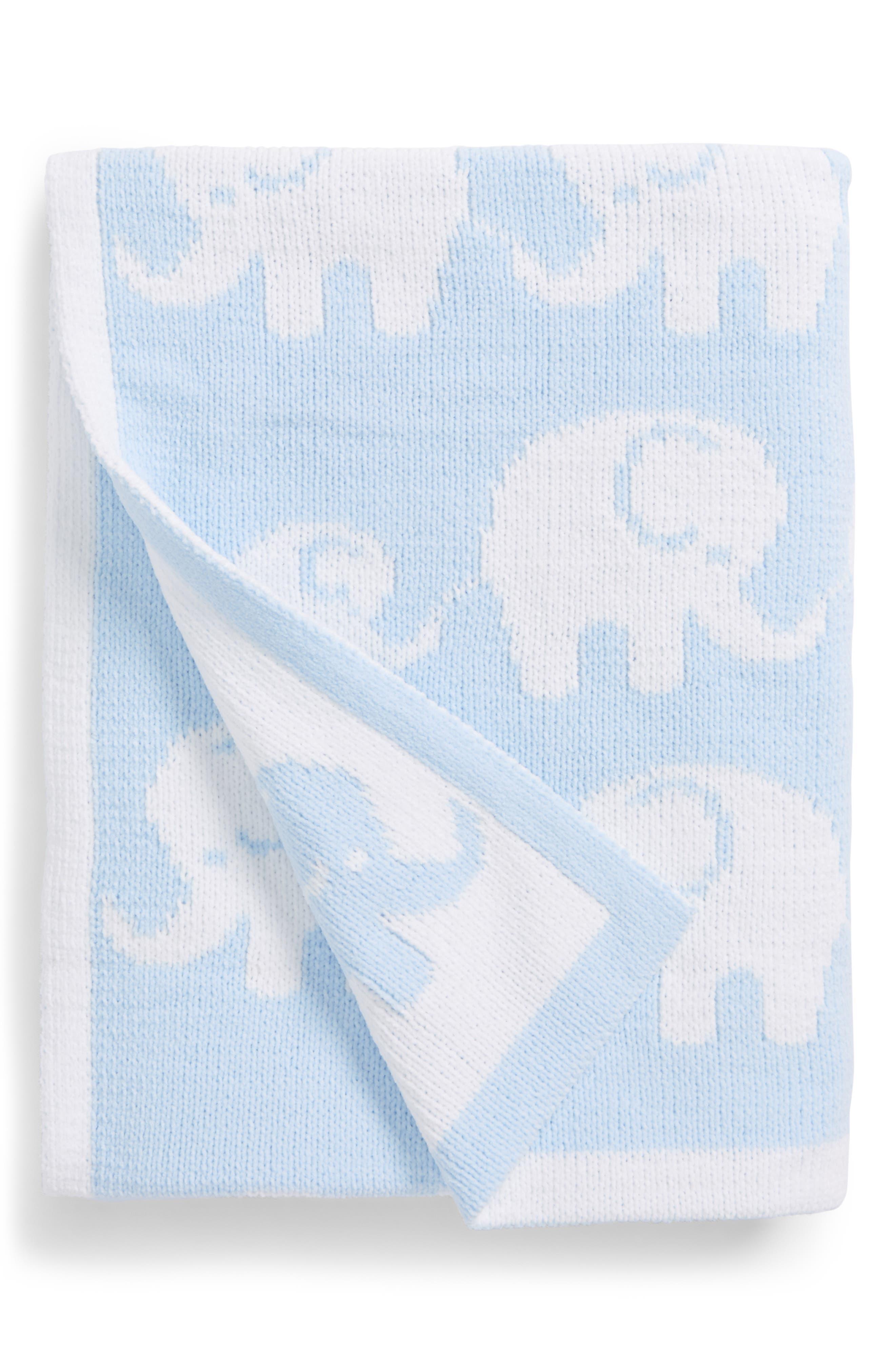 Alternate Image 1 Selected - Nordstrom Baby Chenille Blanket