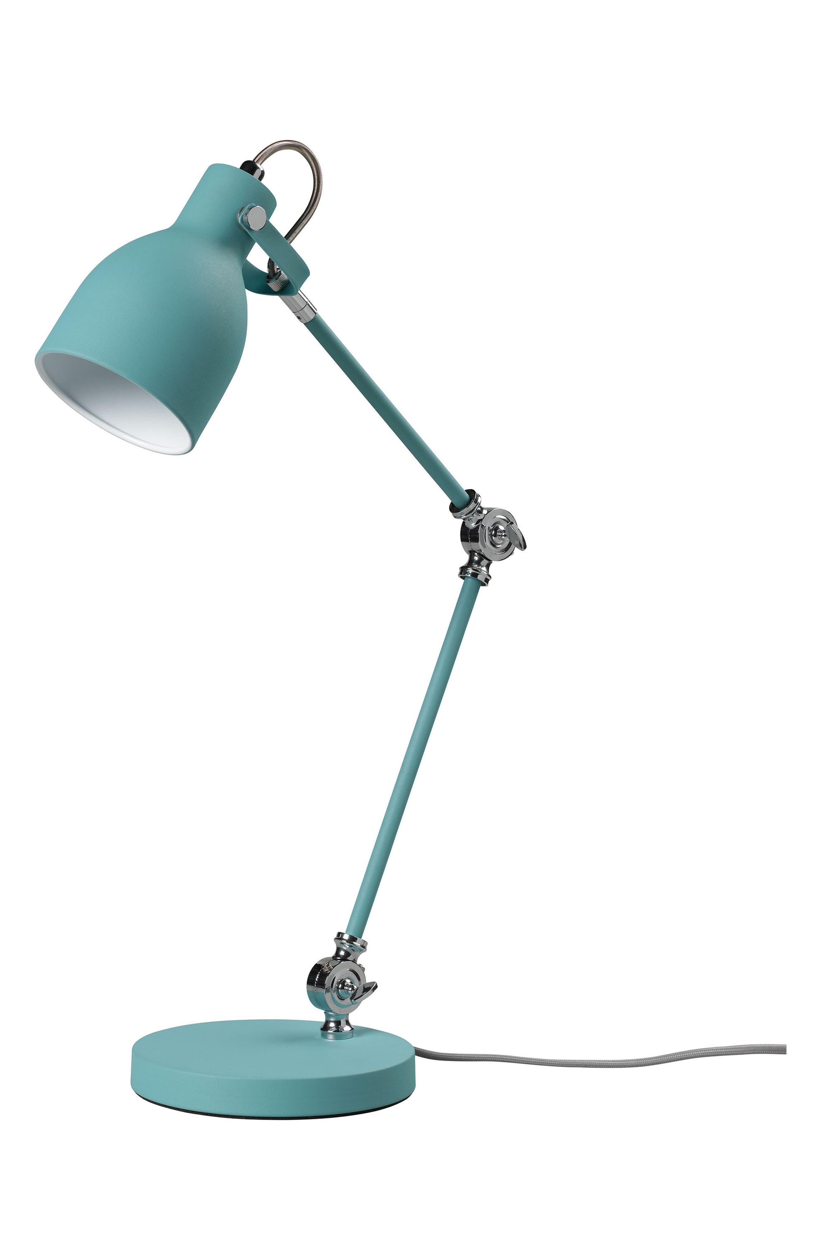 Task Lamp,                             Main thumbnail 1, color,                             Blue