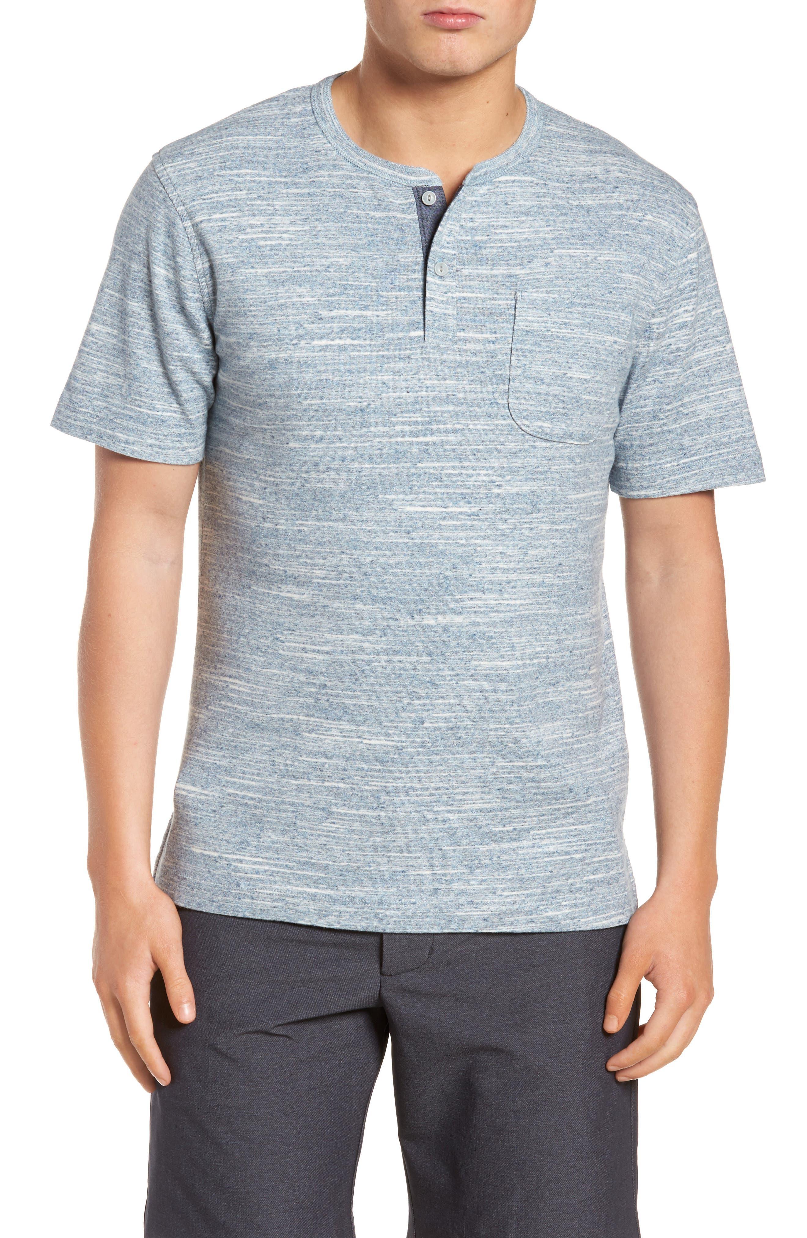 Nordstrom Men's Shop Short Sleeve Henley